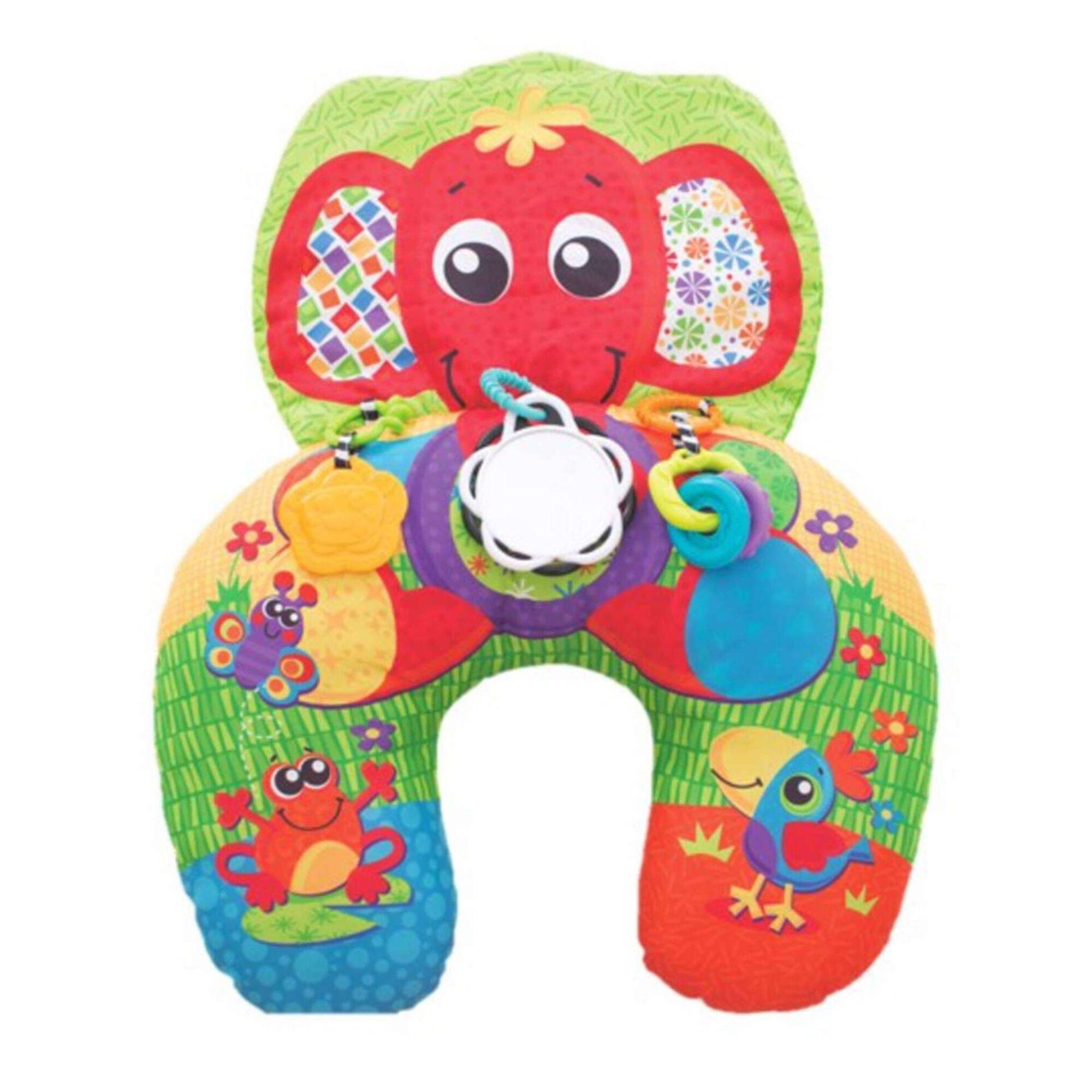 Almofada Elefante com Atividades