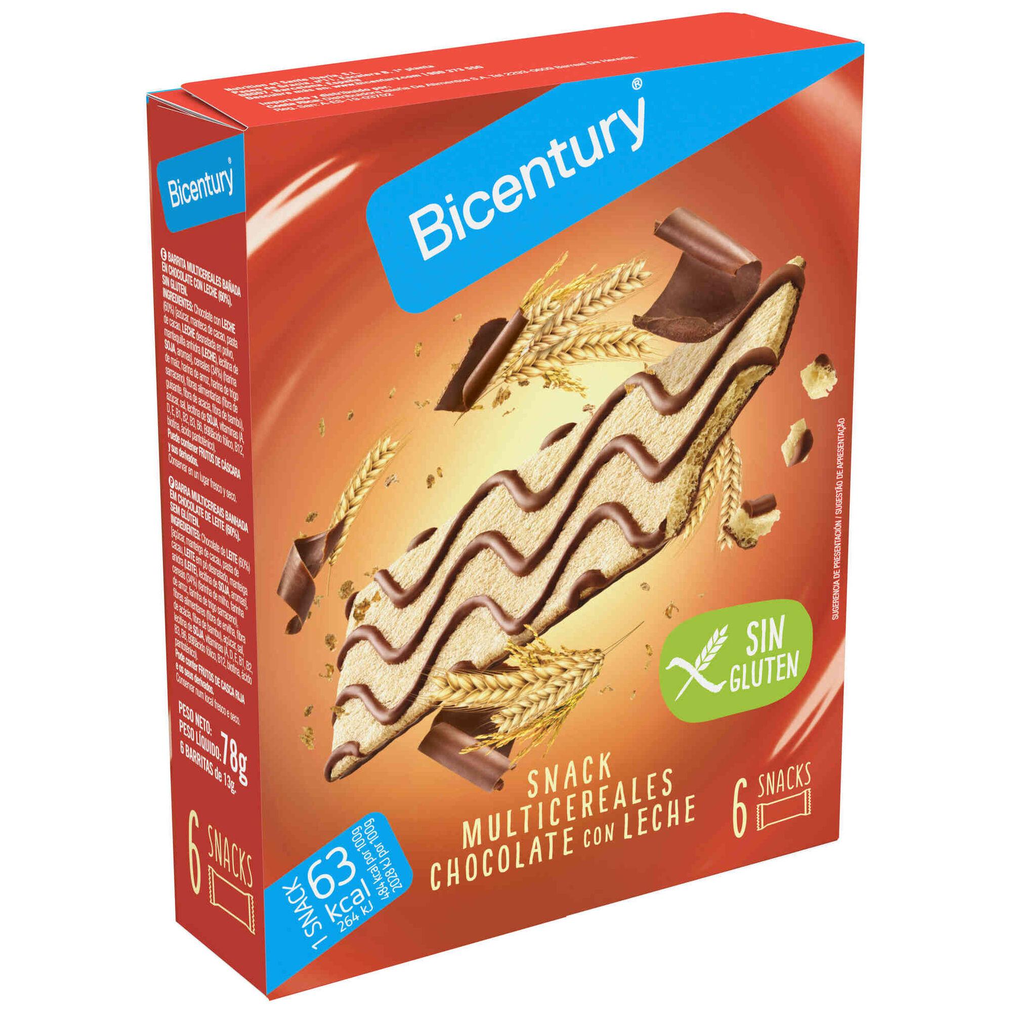 Barras de Cereais Chocolate Preto Sarialis sem Açúcar e sem Glúten