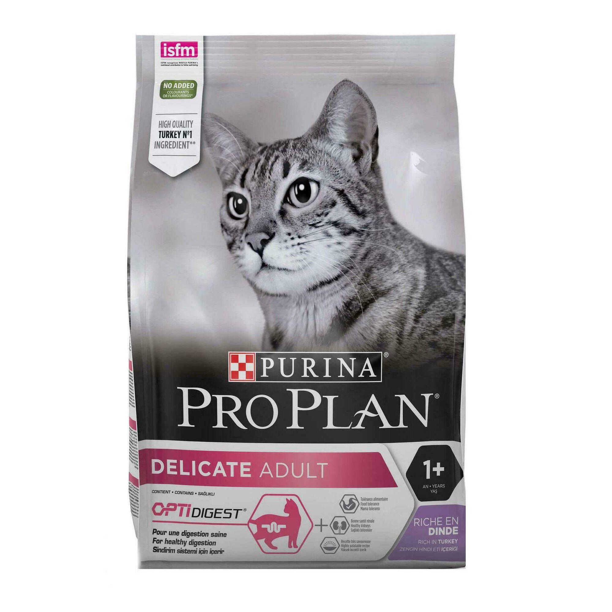 Ração para Gato Adulto Opti Digest Peru