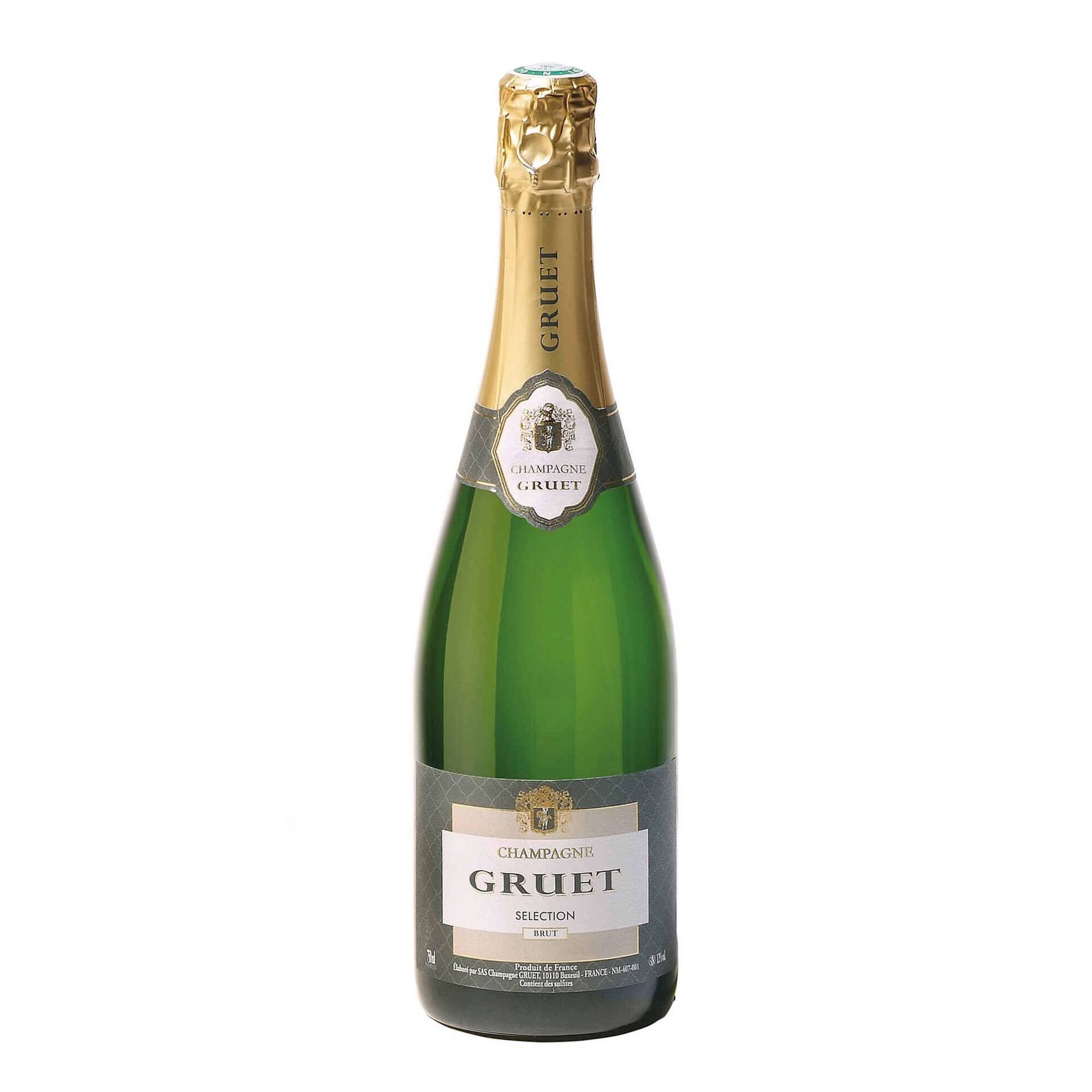 Gruet Champanhe Selection Branco Bruto