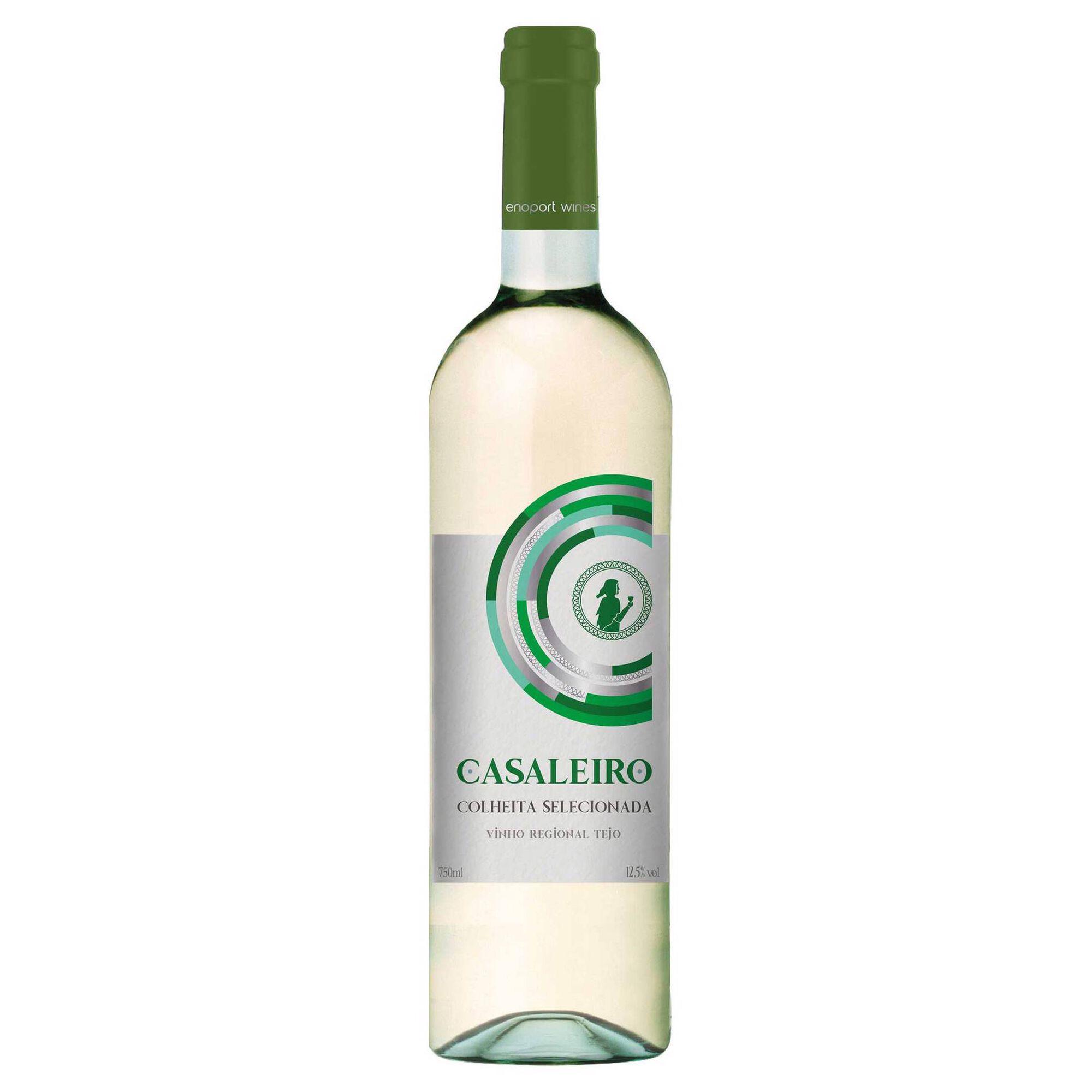 Casaleiro Colheita Seleccionada Regional Tejo Vinho Branco