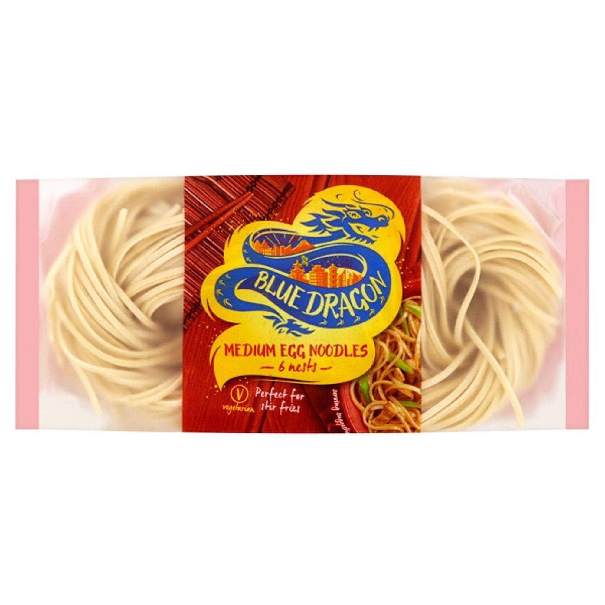 Noodles com Ovo