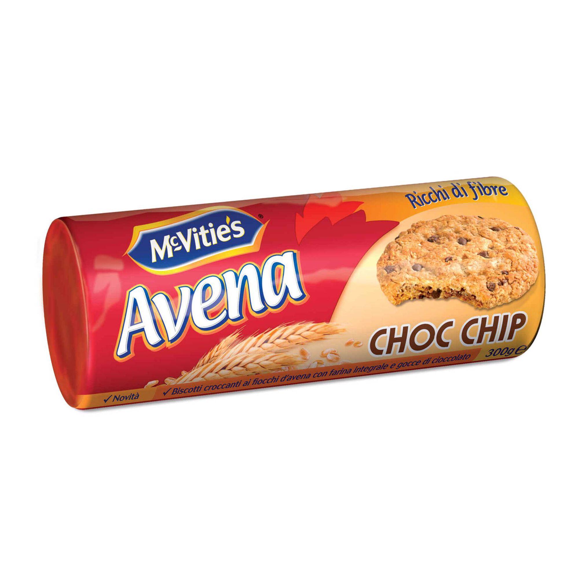 Bolachas de Aveia e Pepitas Chocolate
