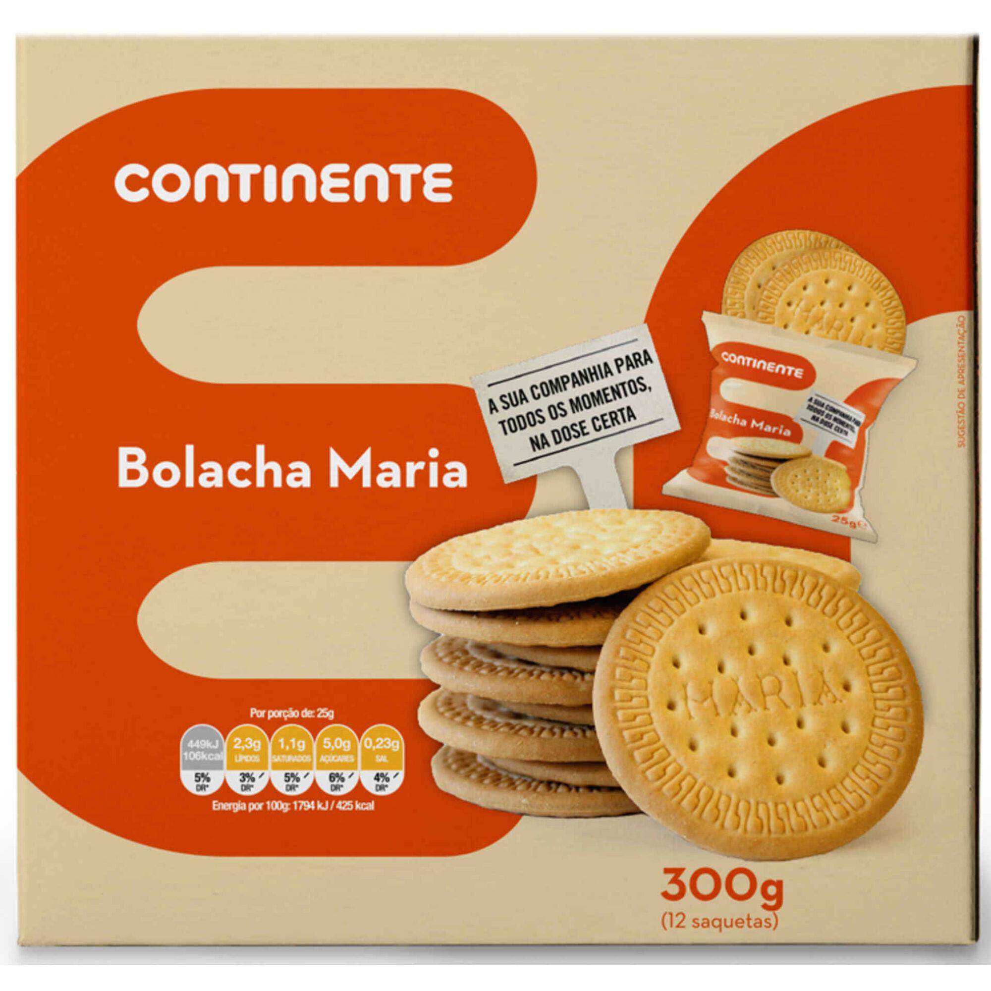 Bolachas Maria