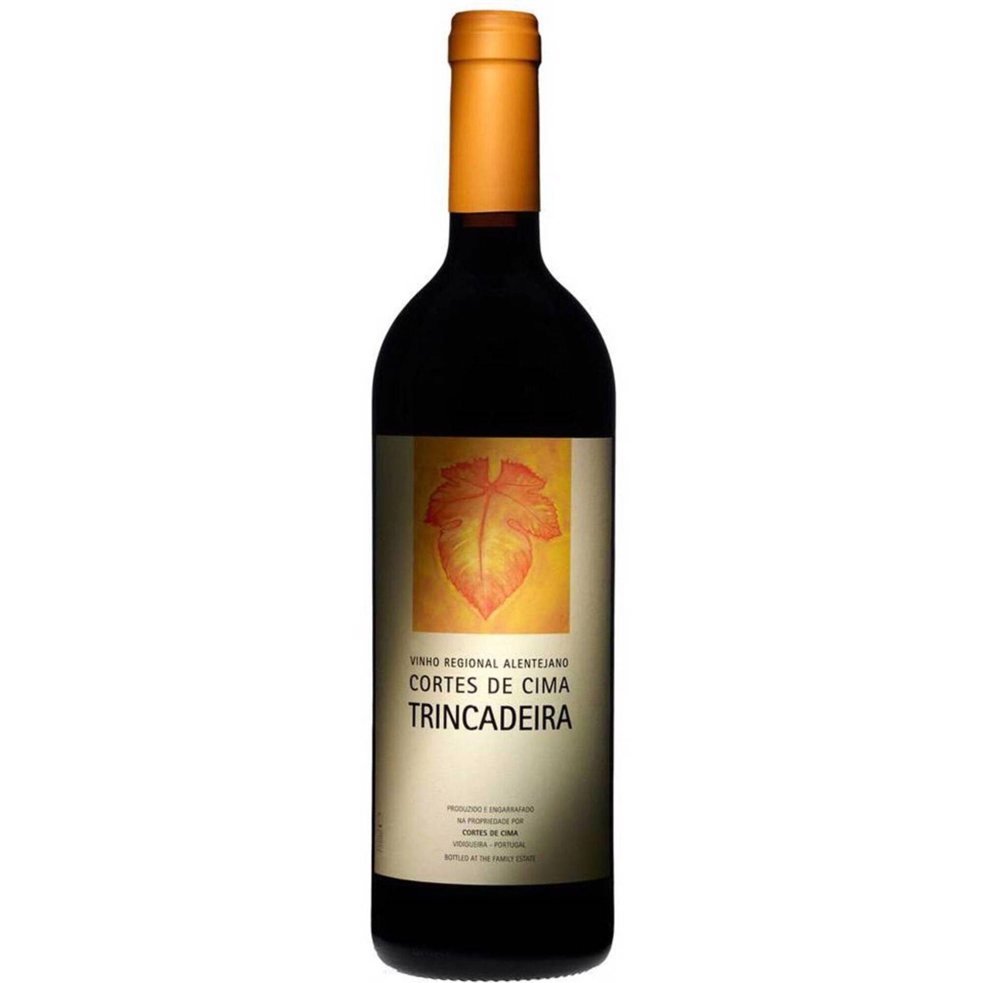 Cortes de Cima Trincadeira Regional Alentejano Vinho Tinto