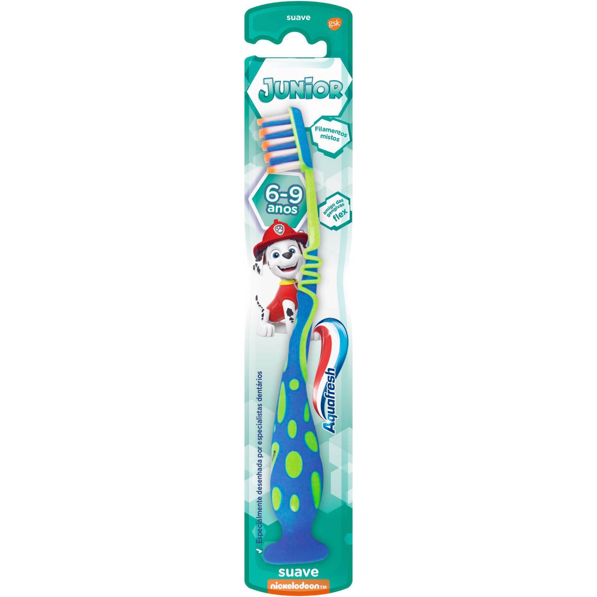 Escova de Dentes Júnior Suave