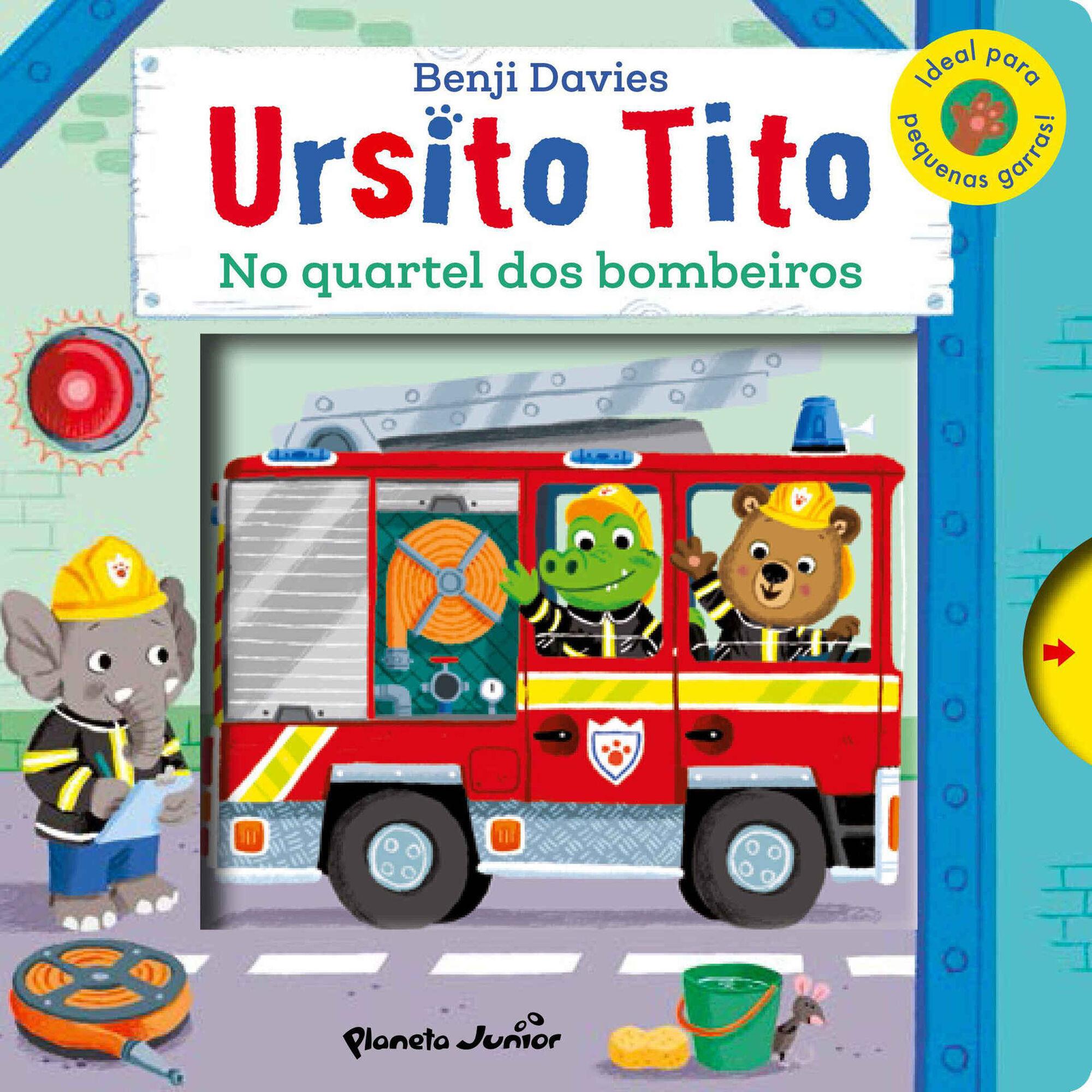 Ursito Tito - No Quartel dos Bombeiros