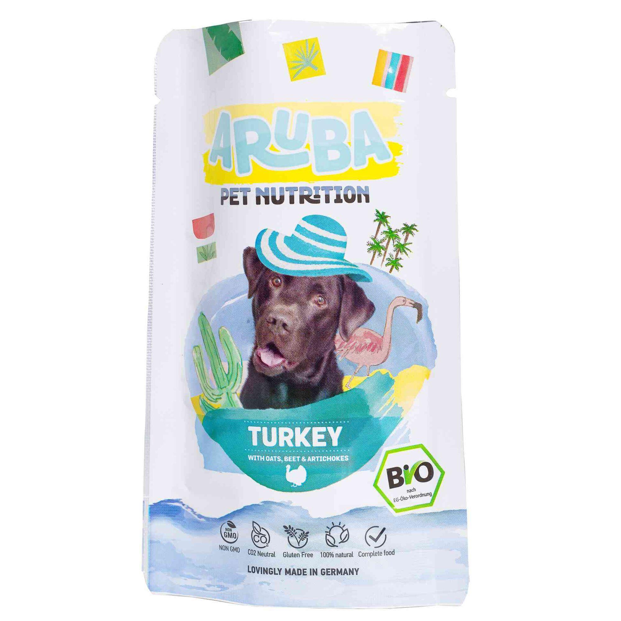 Comida húmida para Cão Peru