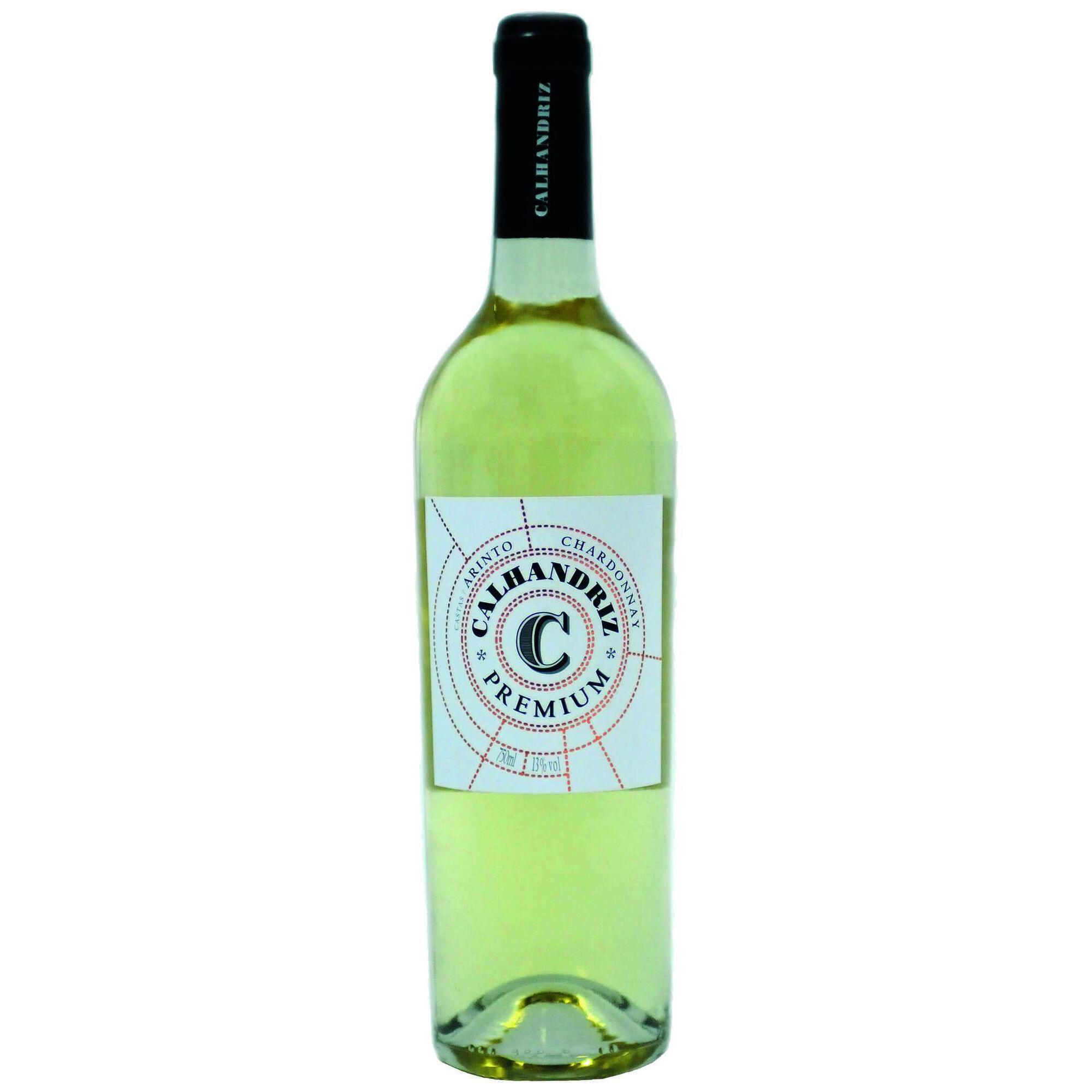 Calhandriz Premium Regional Lisboa Vinho Branco