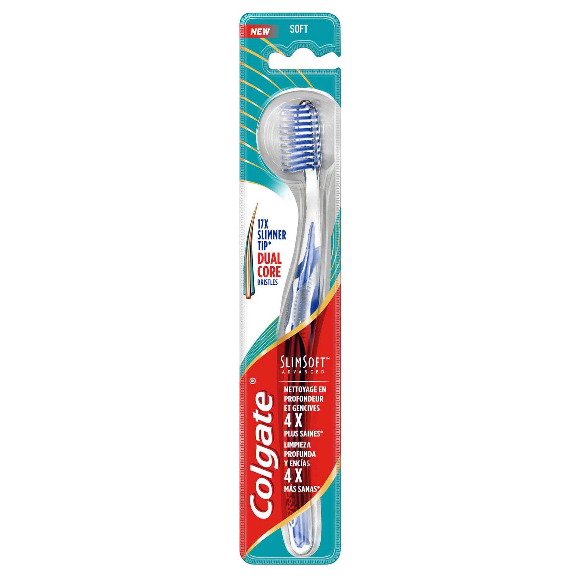 Escova de Dentes Slim&Soft Advance