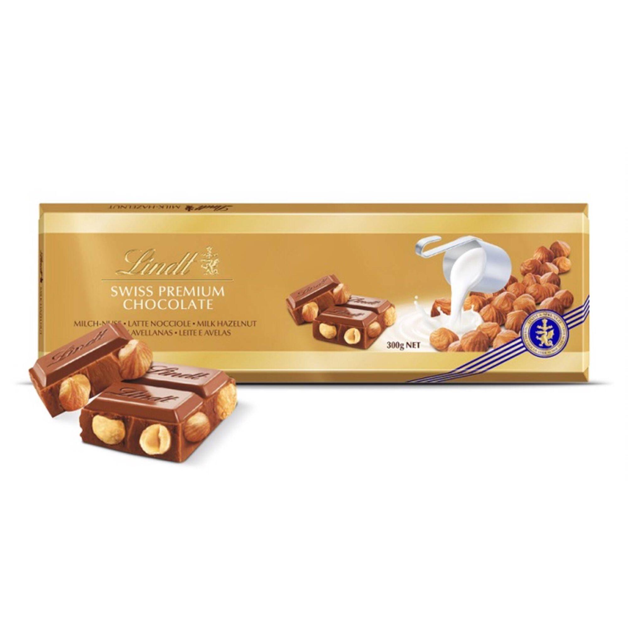 Tablete de Chocolate com Avelã
