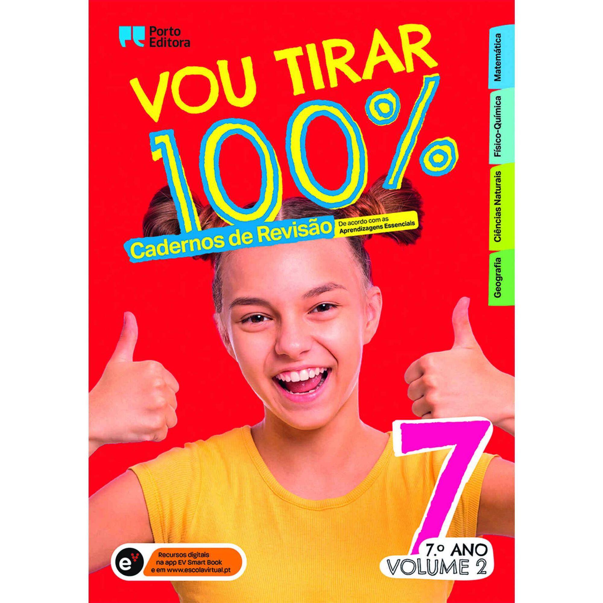 Vou Tirar 100% - 7º Ano (volume 2)