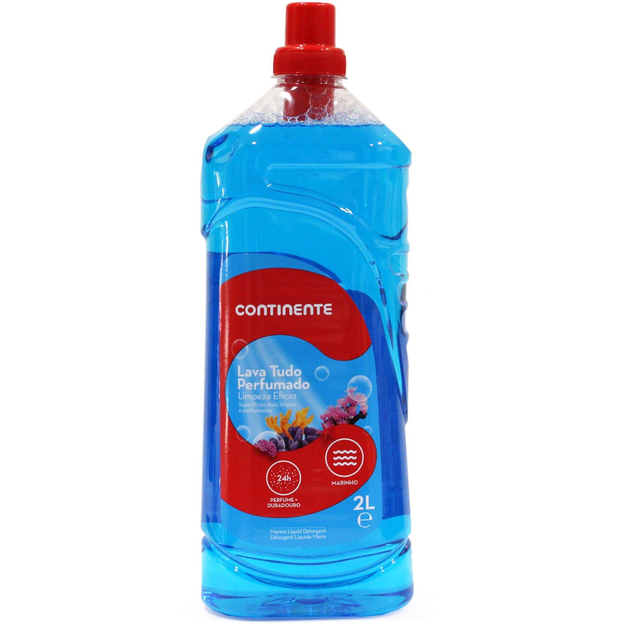 Lava Tudo Perfumado Marinho