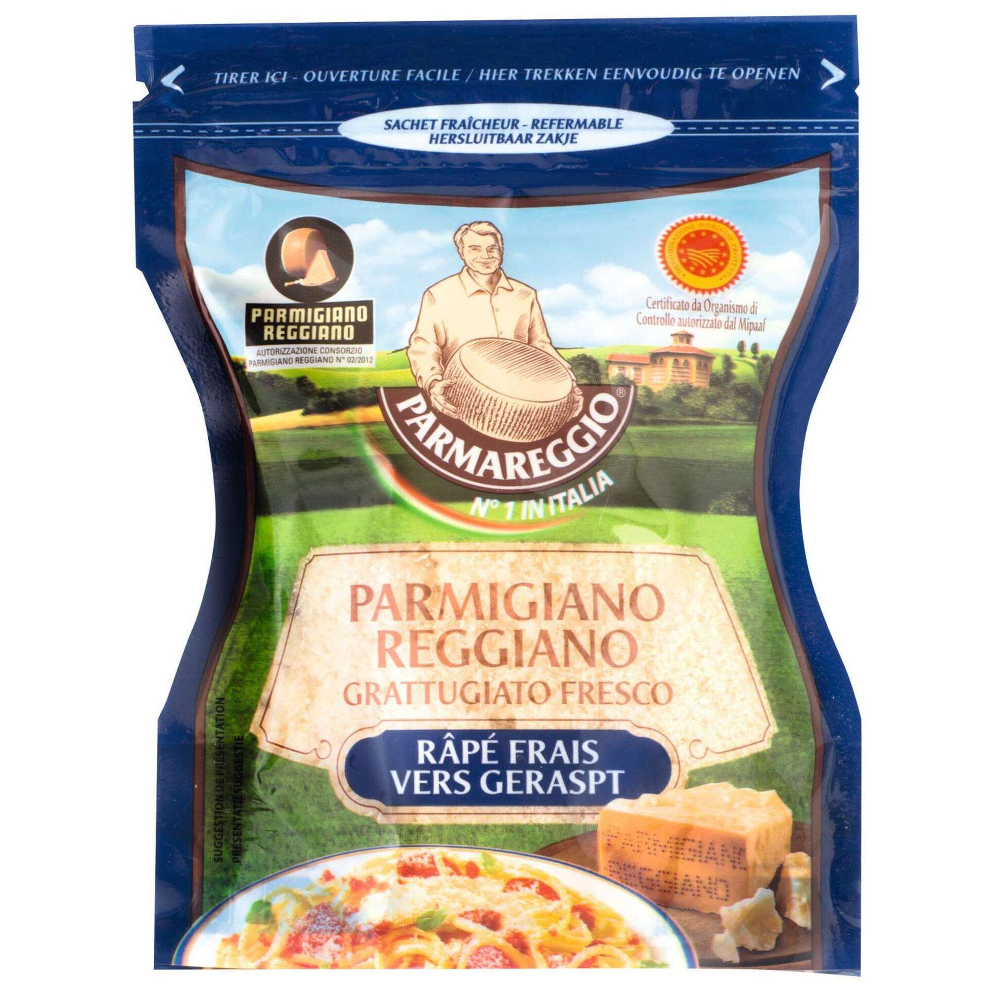 Queijo Parmigiano Reggiano Ralado