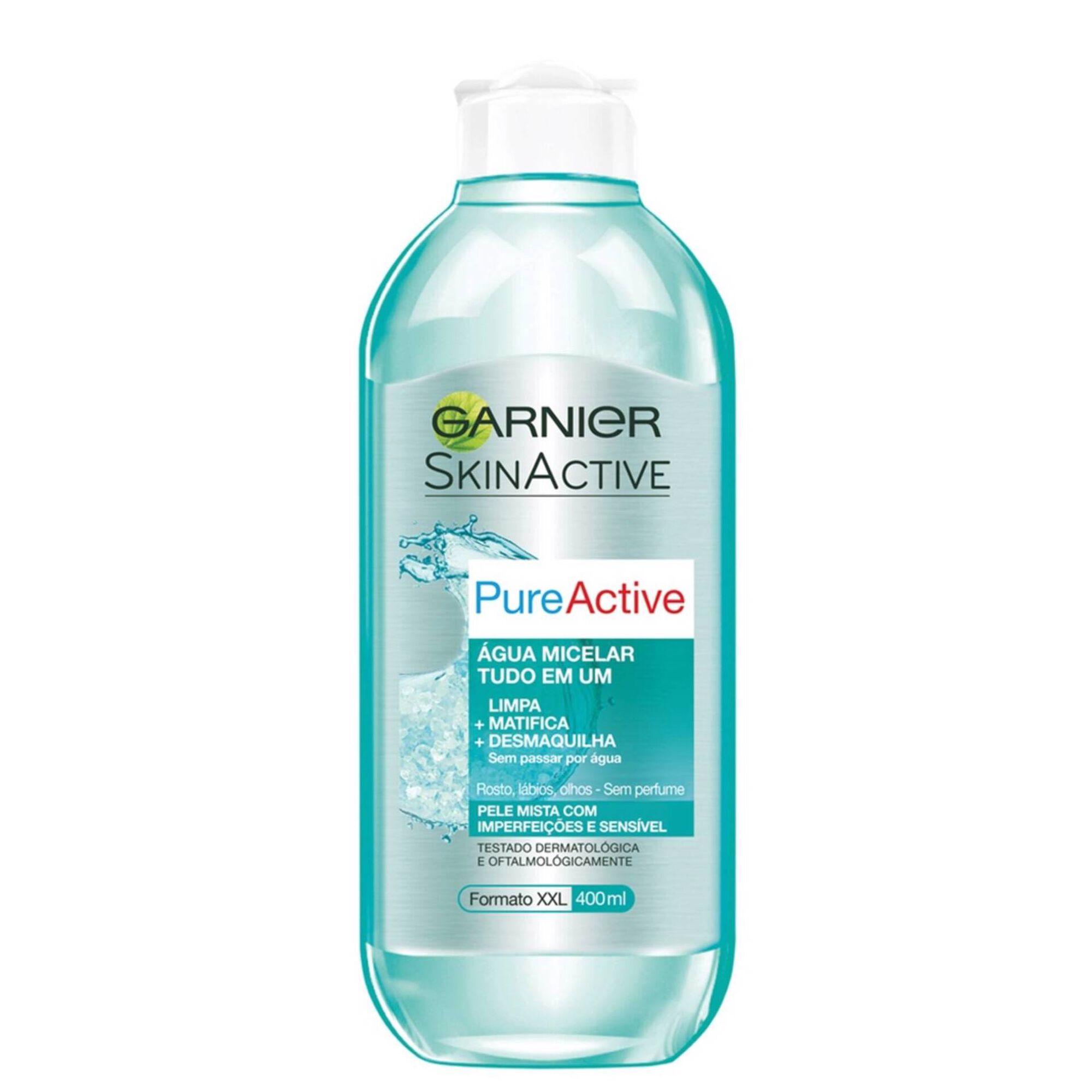 Água Micelar Pure Active