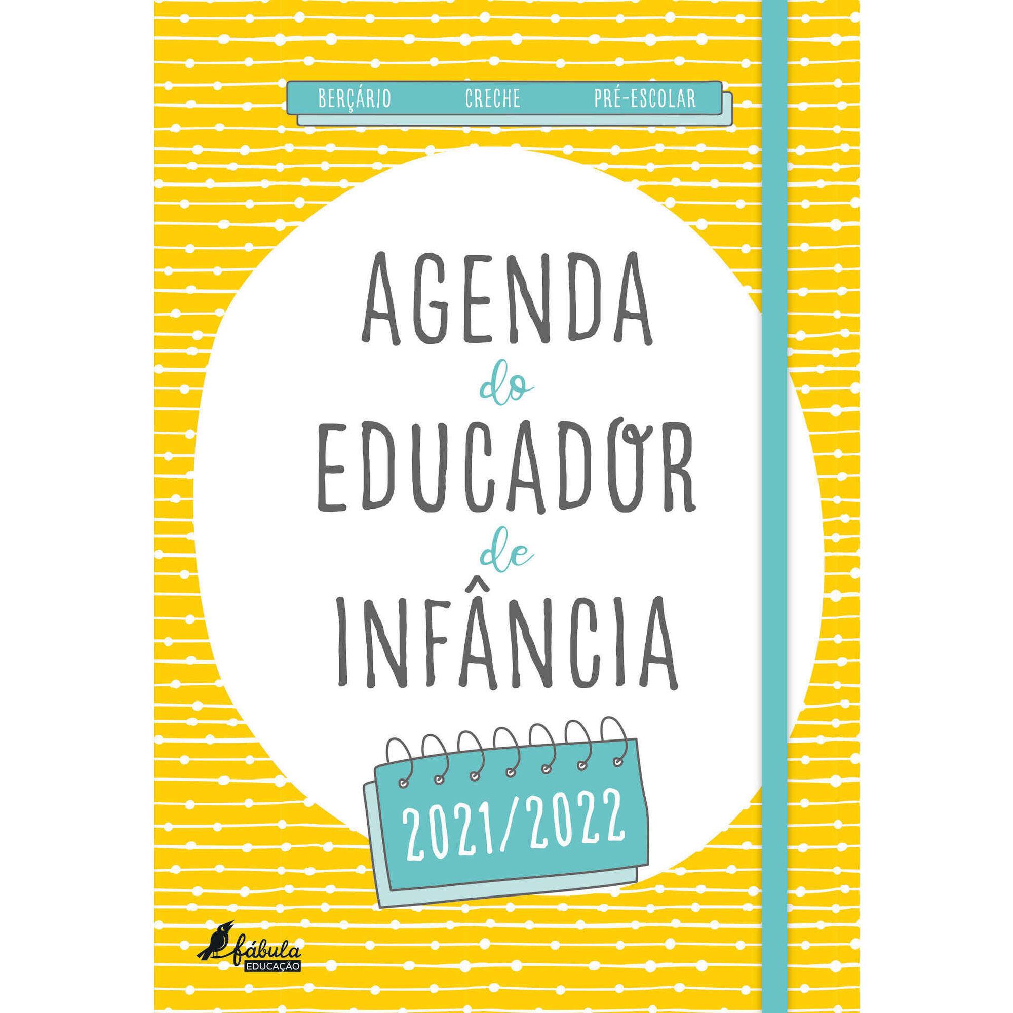 Agenda do Educador de Infância 2021/2022