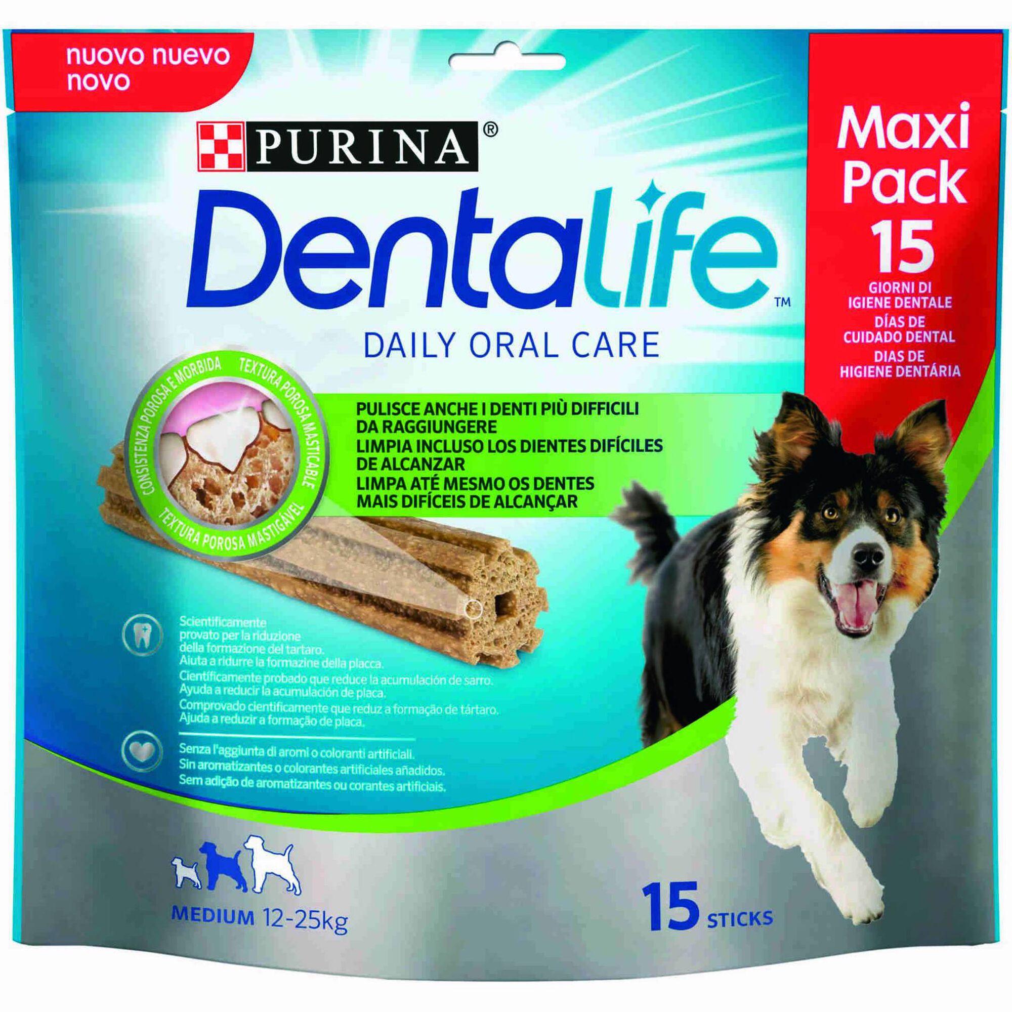 Snack para Cão Médio Higiene Oral Diária