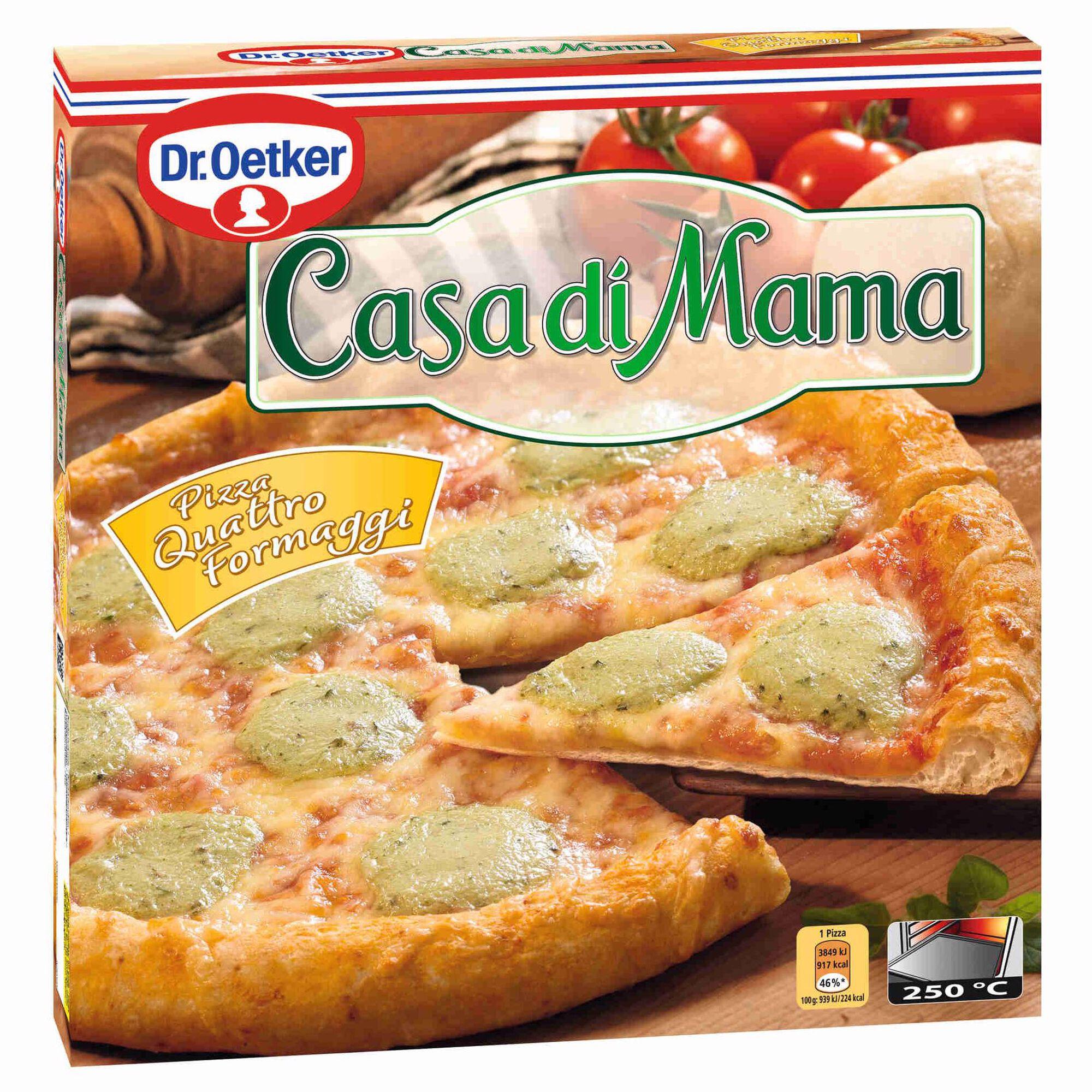 Pizza Casa di Mama de Quatro Queijos