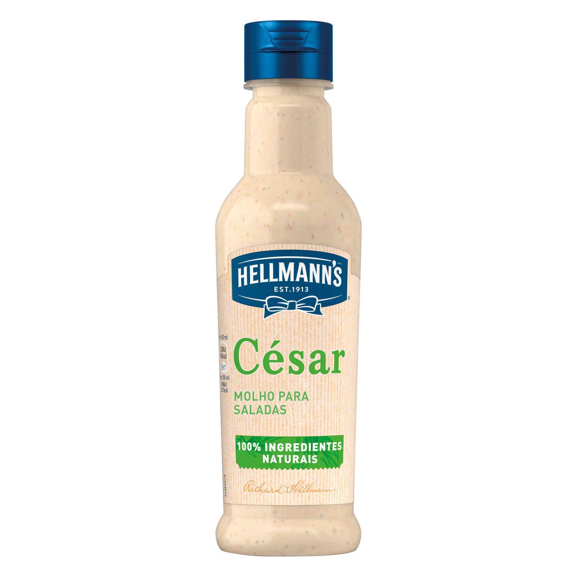 Molho para Saladas César