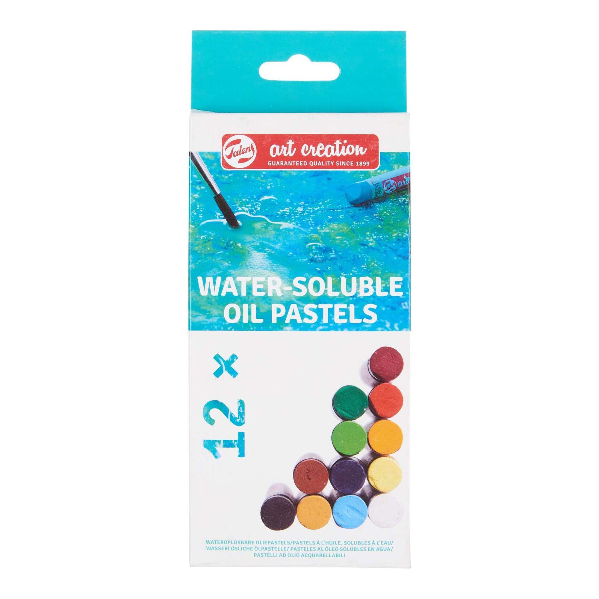 Pastel de Óleo Solúvel em Água ArtCreation