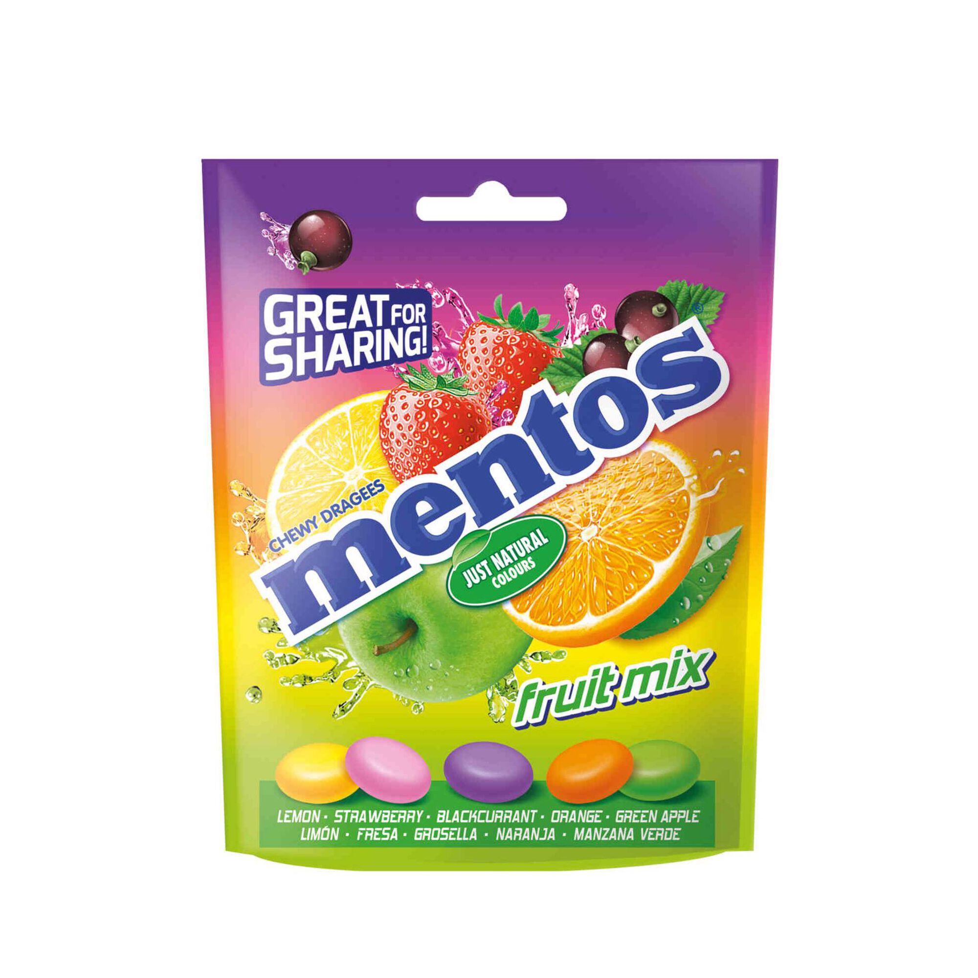 Drageias Fruit Mix