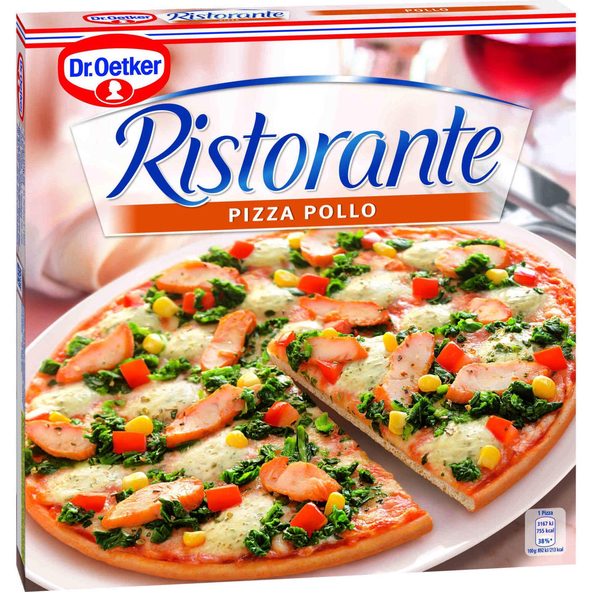 Pizza Ristorante de Frango