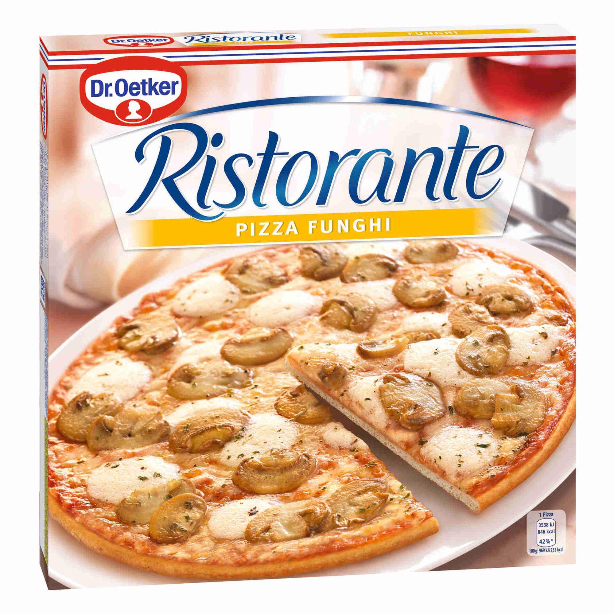 Pizza Ristorante de Cogumelos