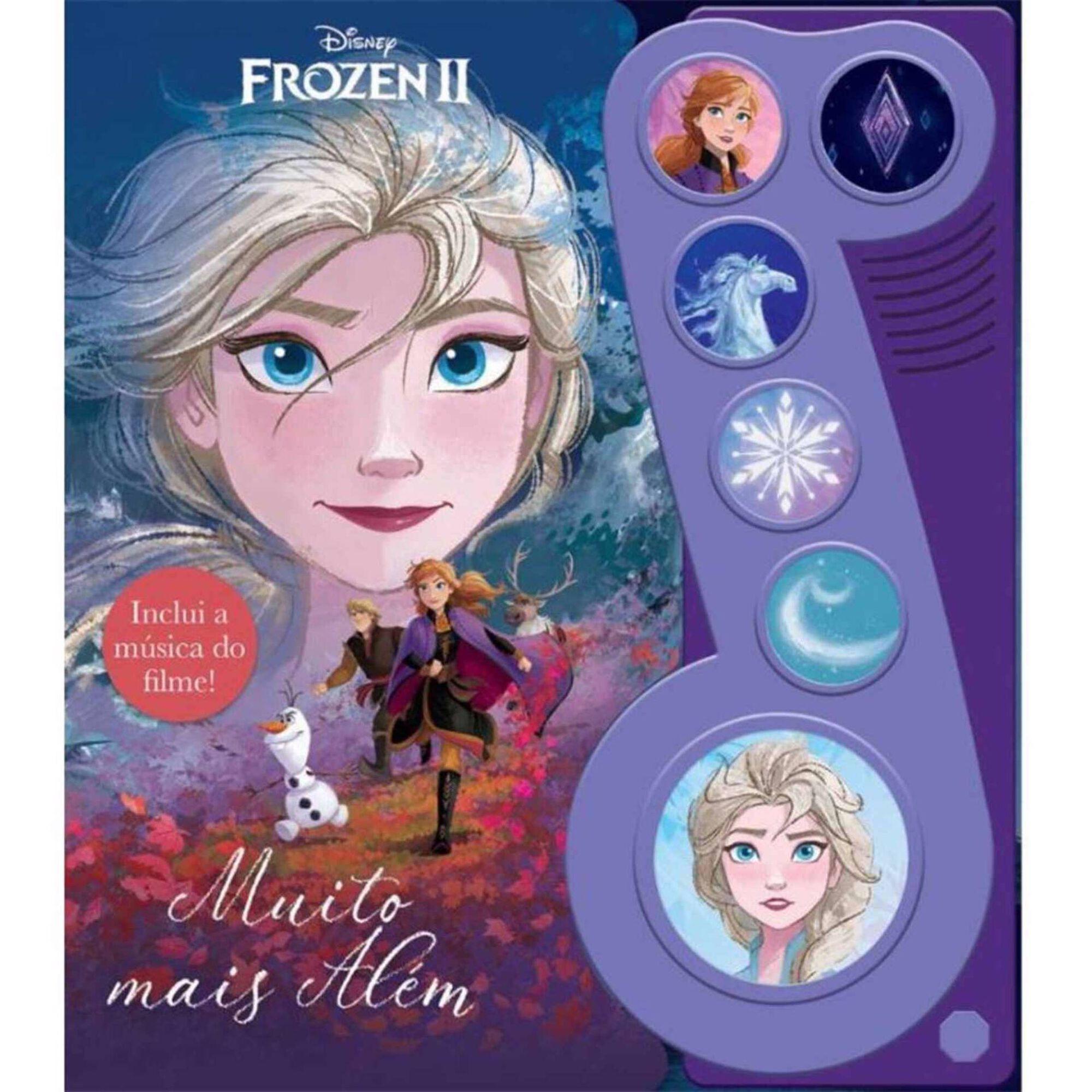 Frozen 2 - Muito Mais Além