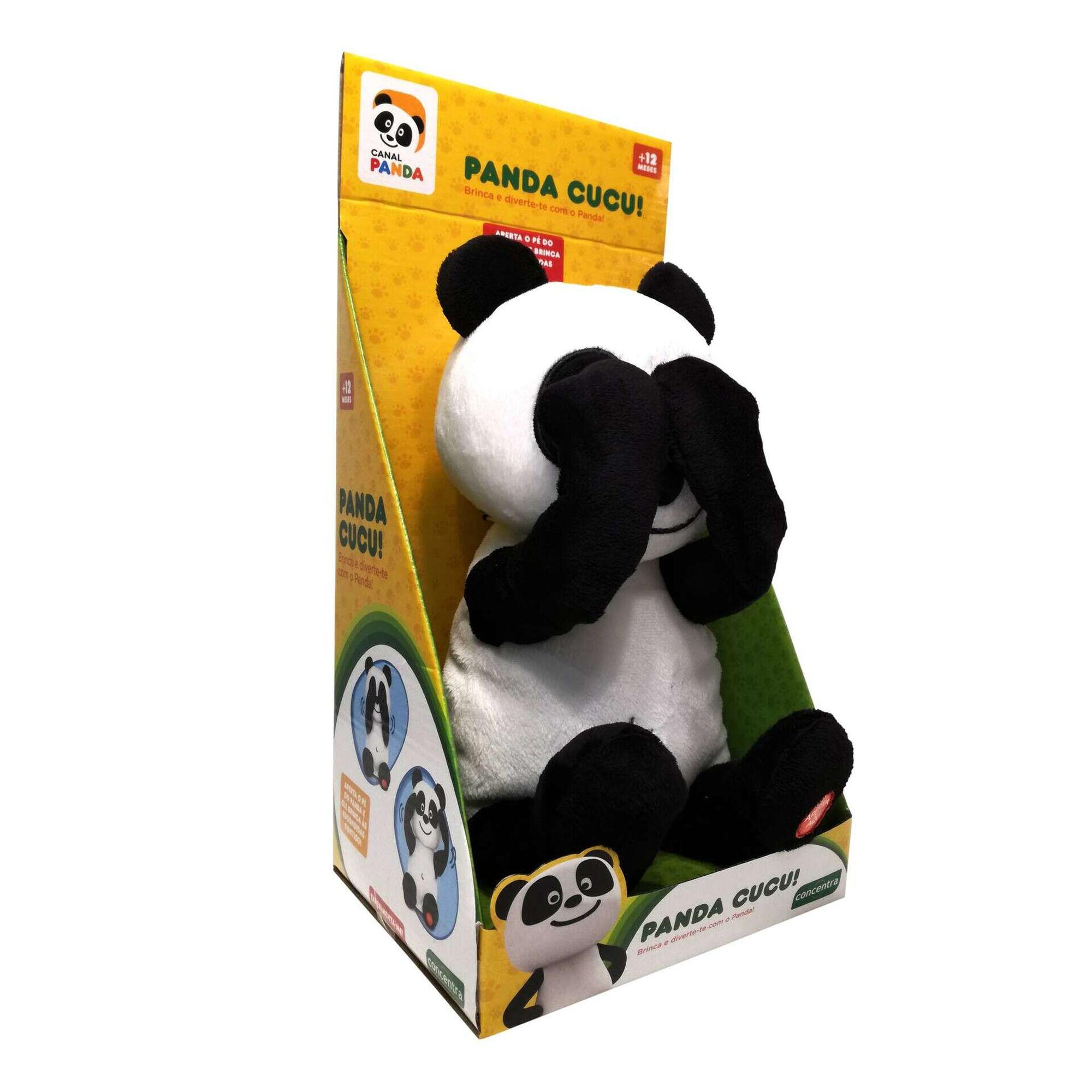 Peluche Panda Cucú!