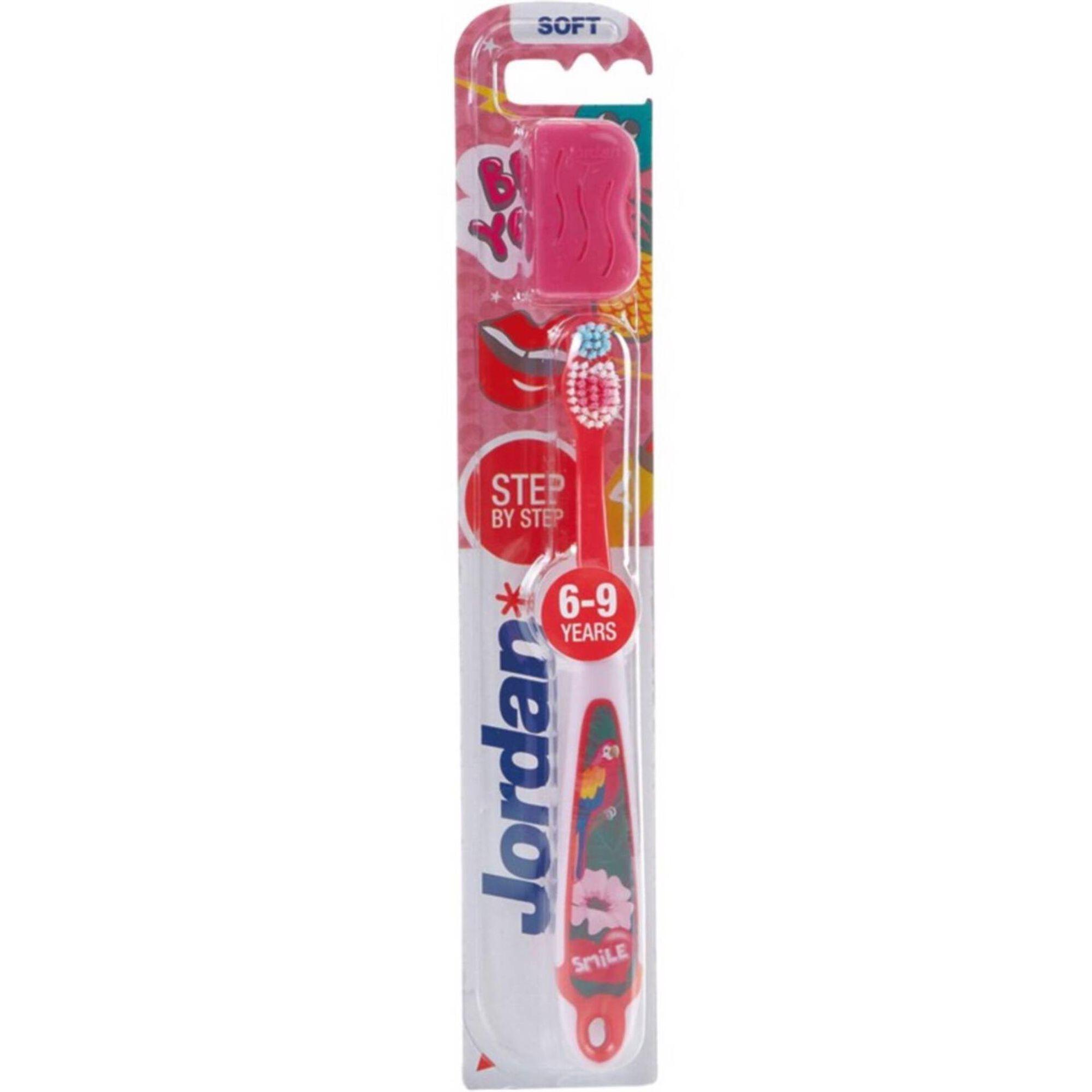 Escova de Dentes Suave Crianças