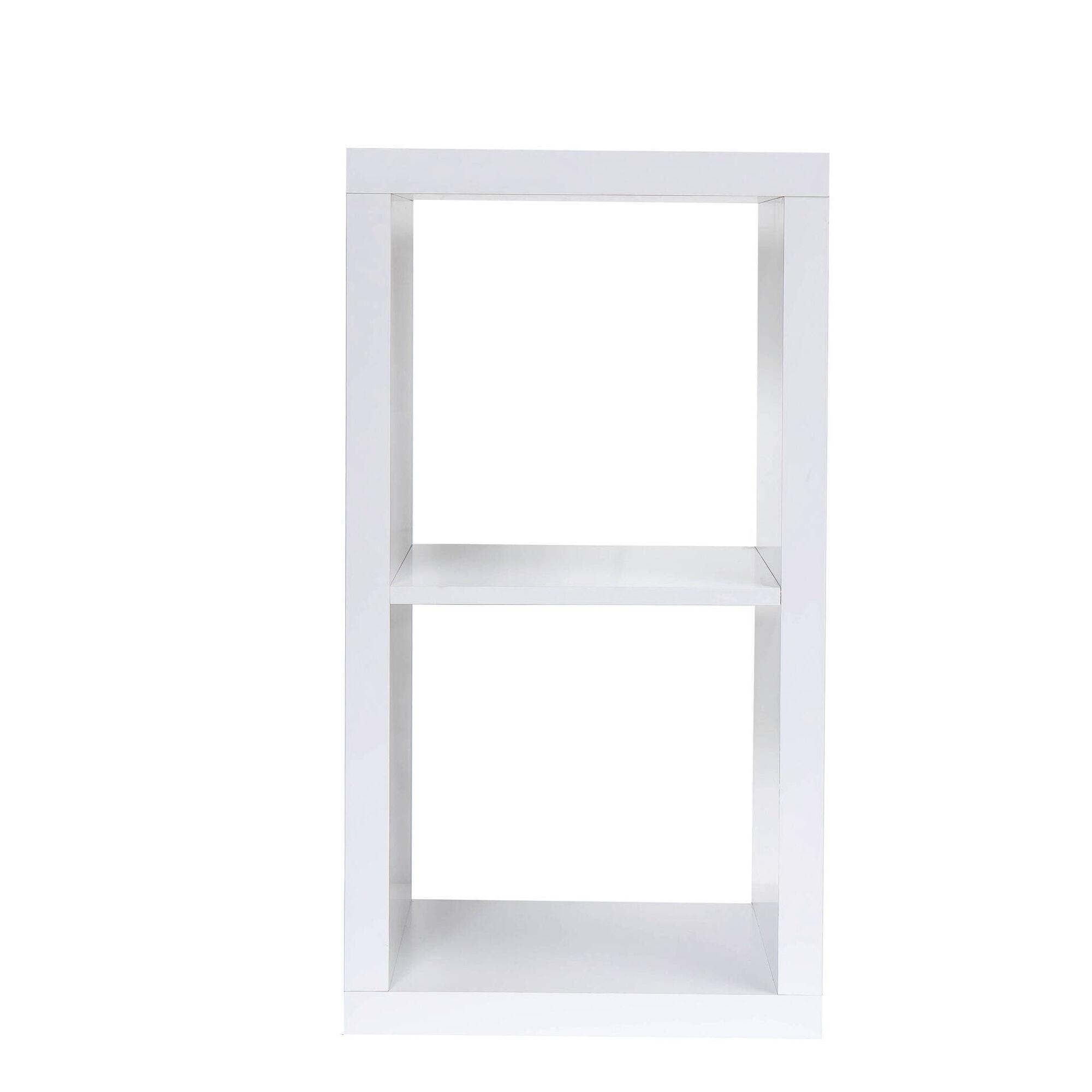 Estante 1x2 Cubos 41x39x76cm