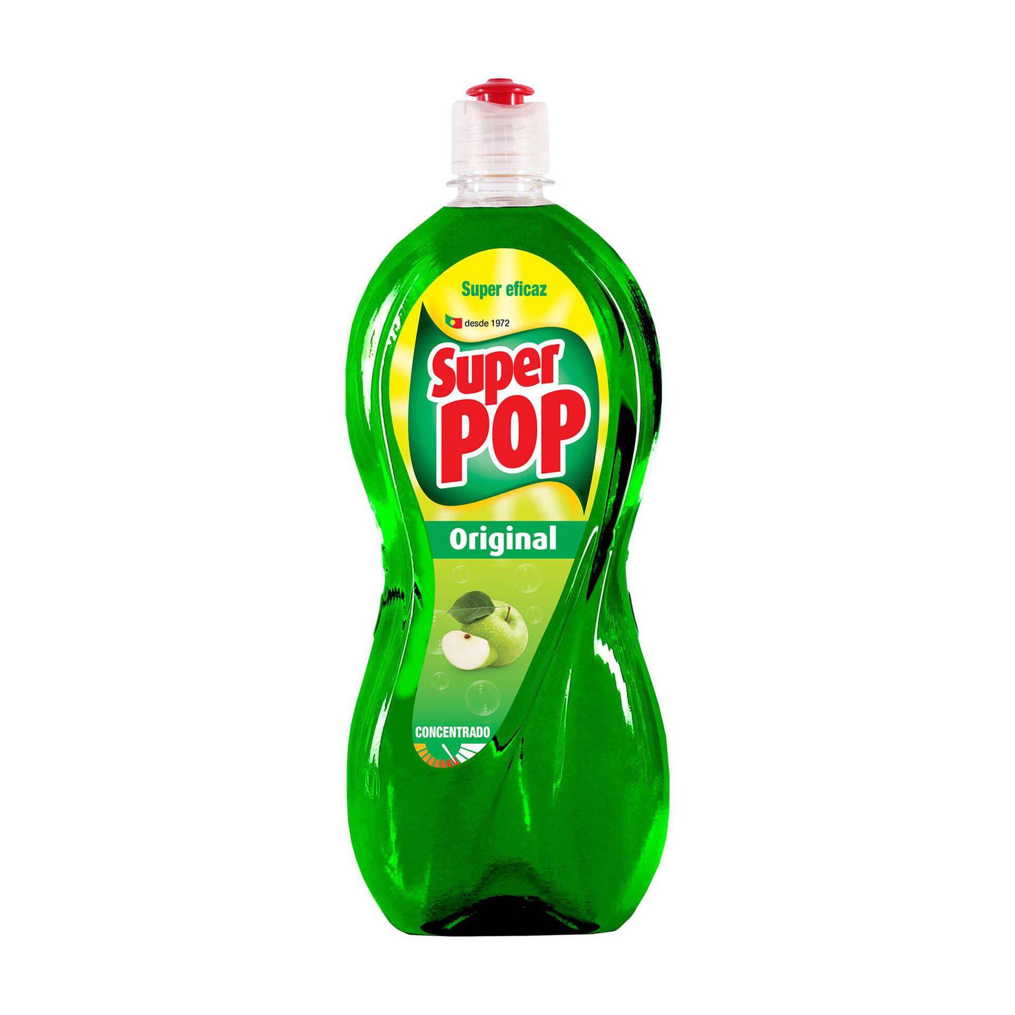 Detergente Manual Loiça Maçã