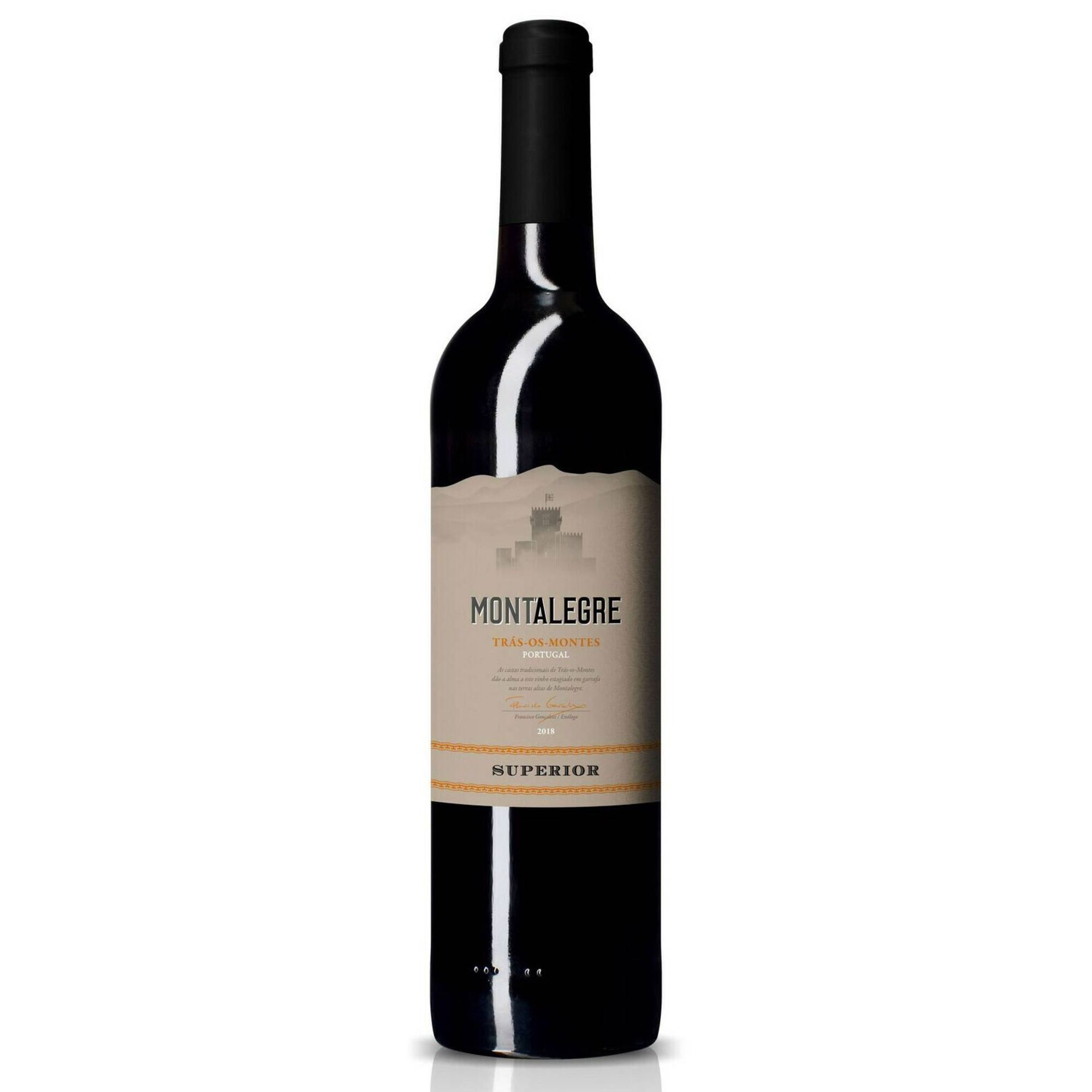 Montalegre Superior DOC Trás-Os-Montes Vinho Tinto