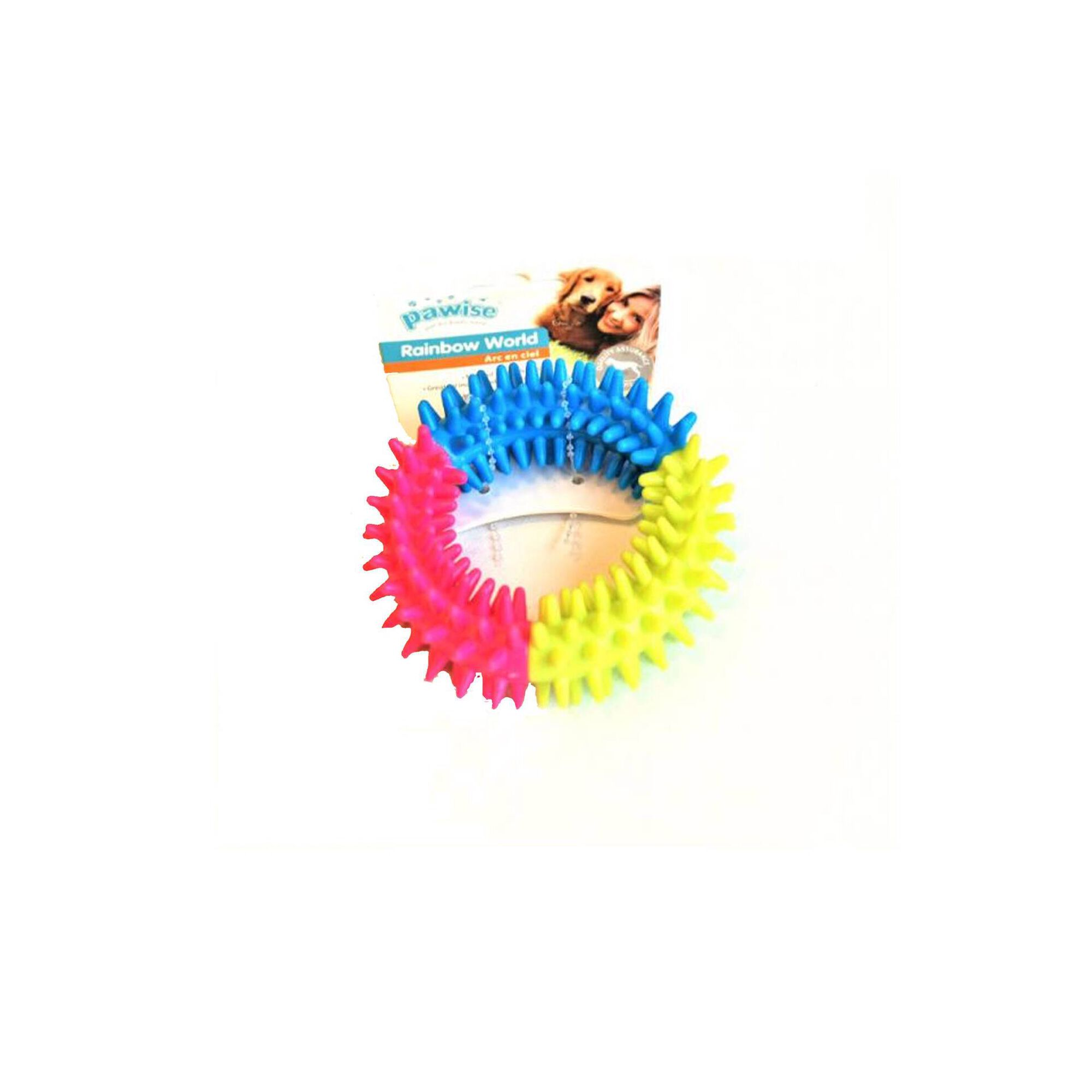 Brinquedo para Cão Rainbow World Coronule M