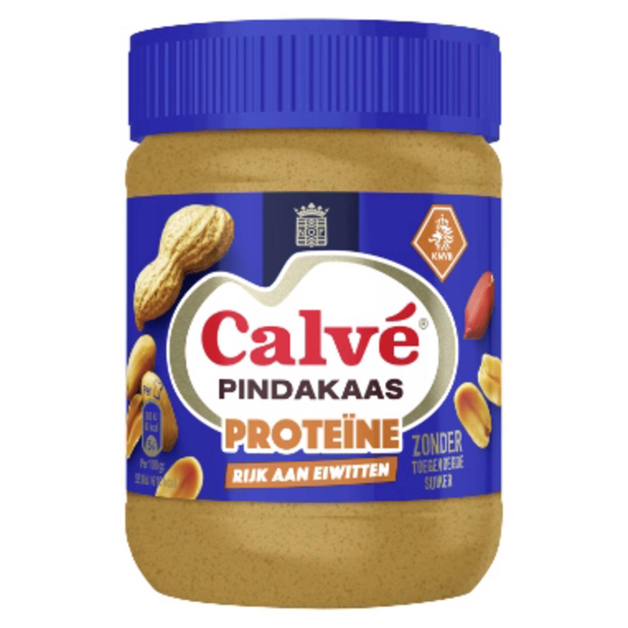 Manteiga de Amendoim Proteína