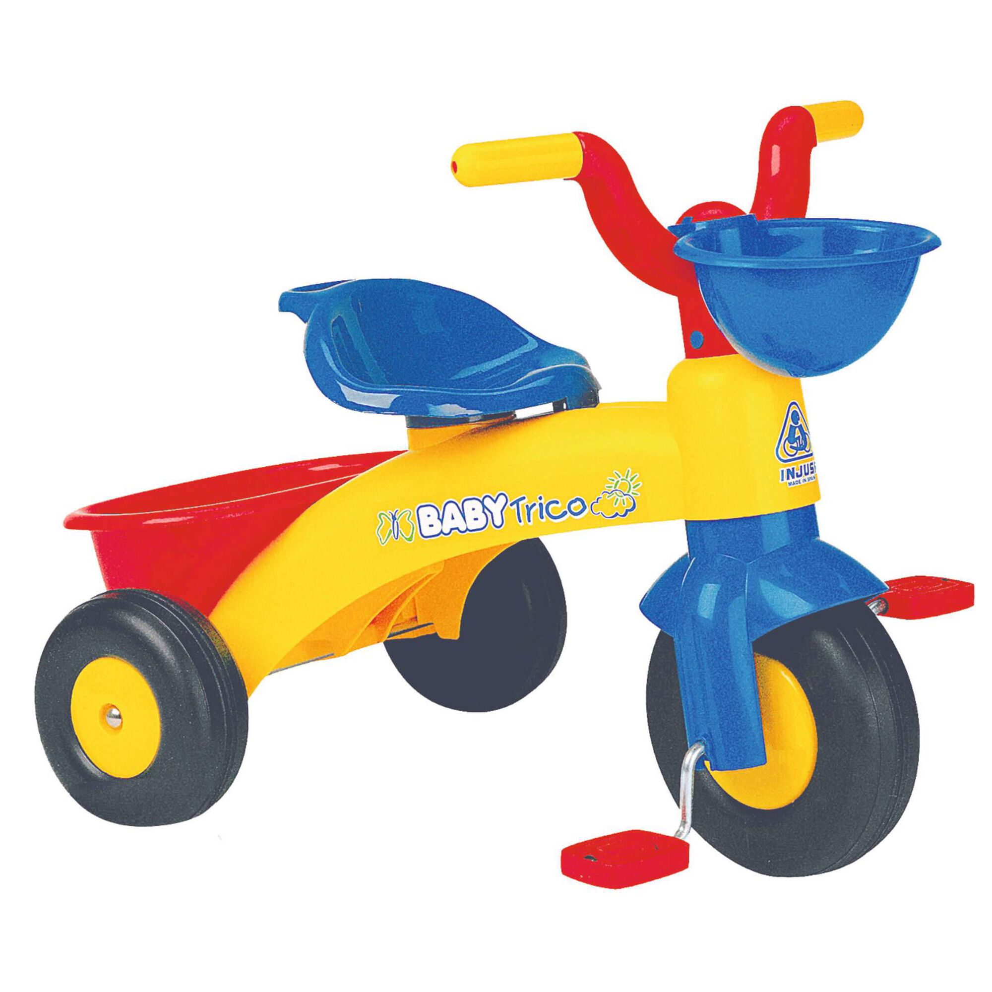 Triciclo Baby Trico Max