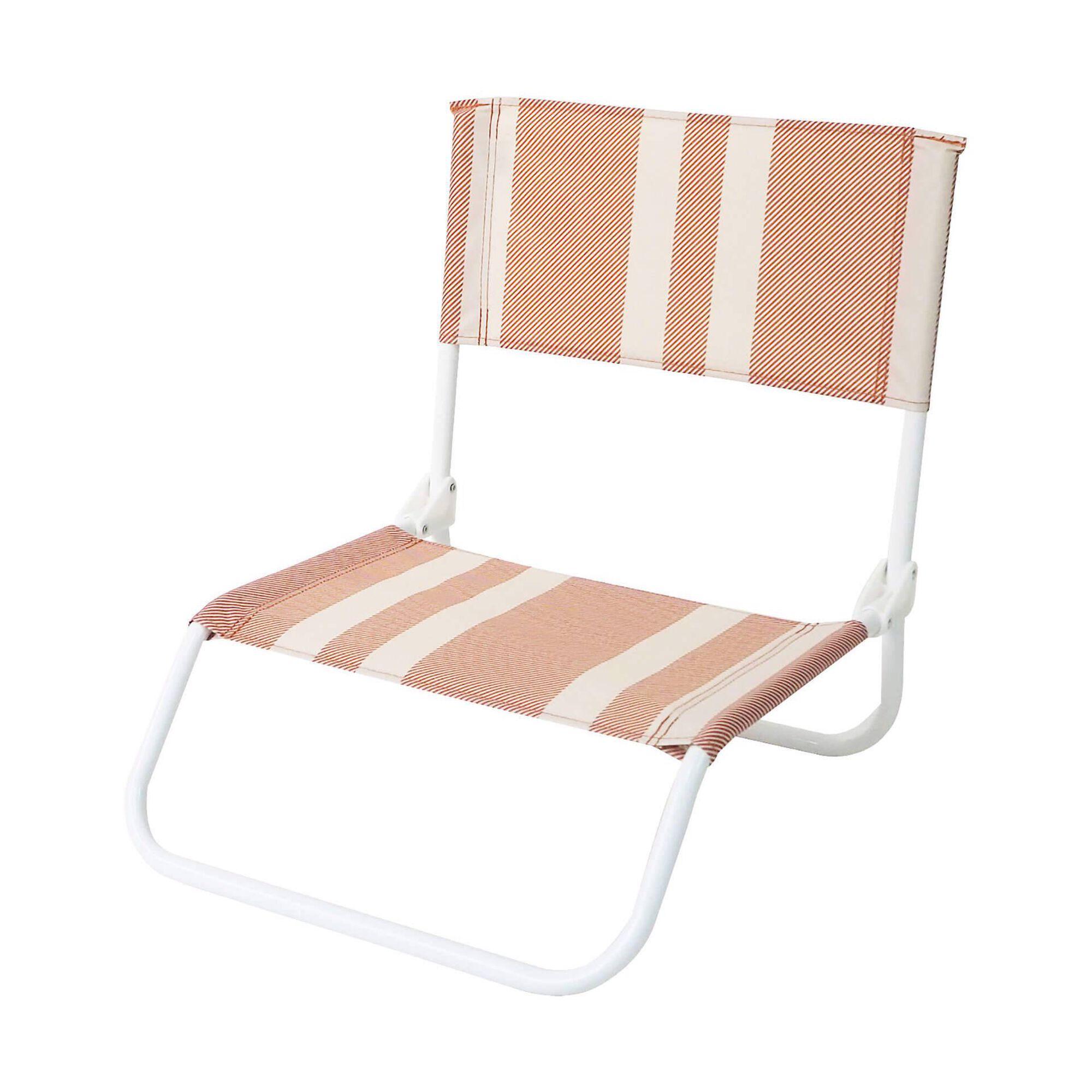 Cadeira de Praia Lona Coral Malibu