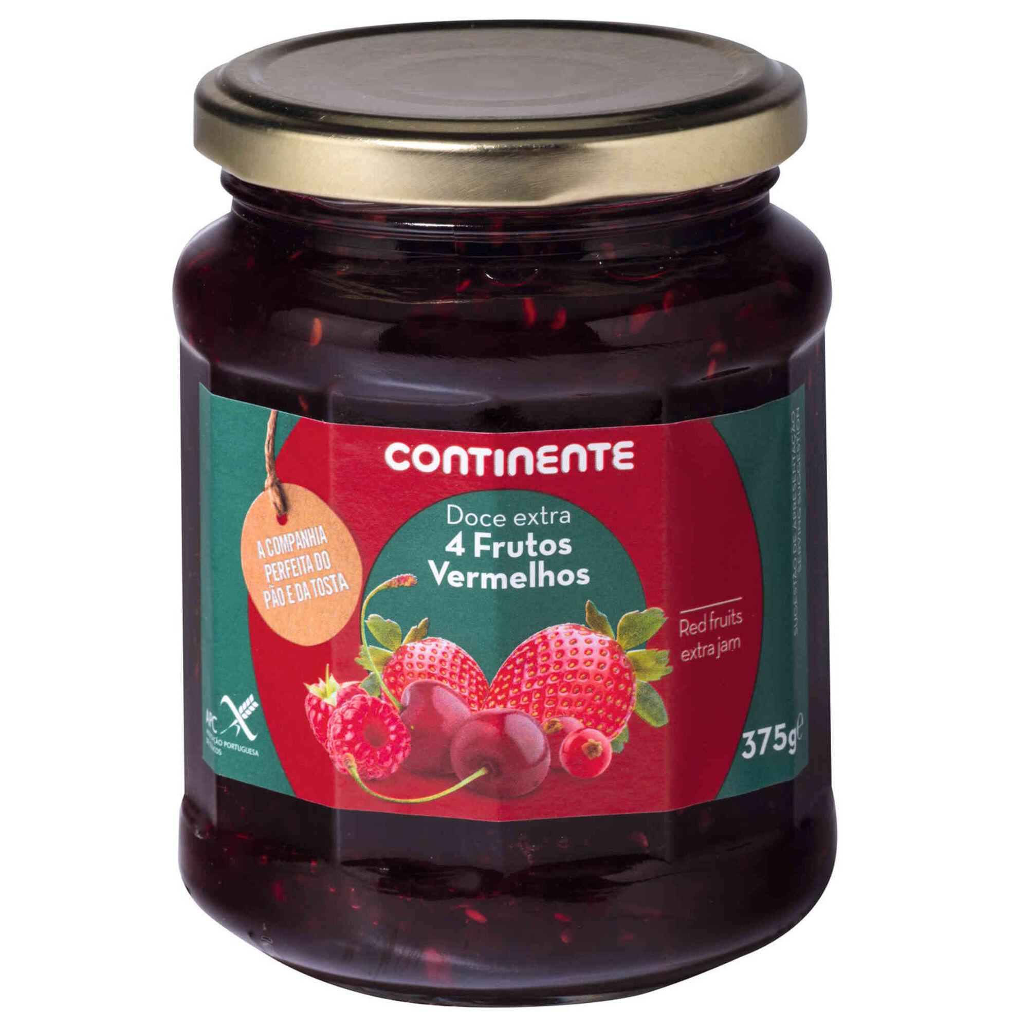 Doce Extra 4 Frutos Vermelhos, , hi-res