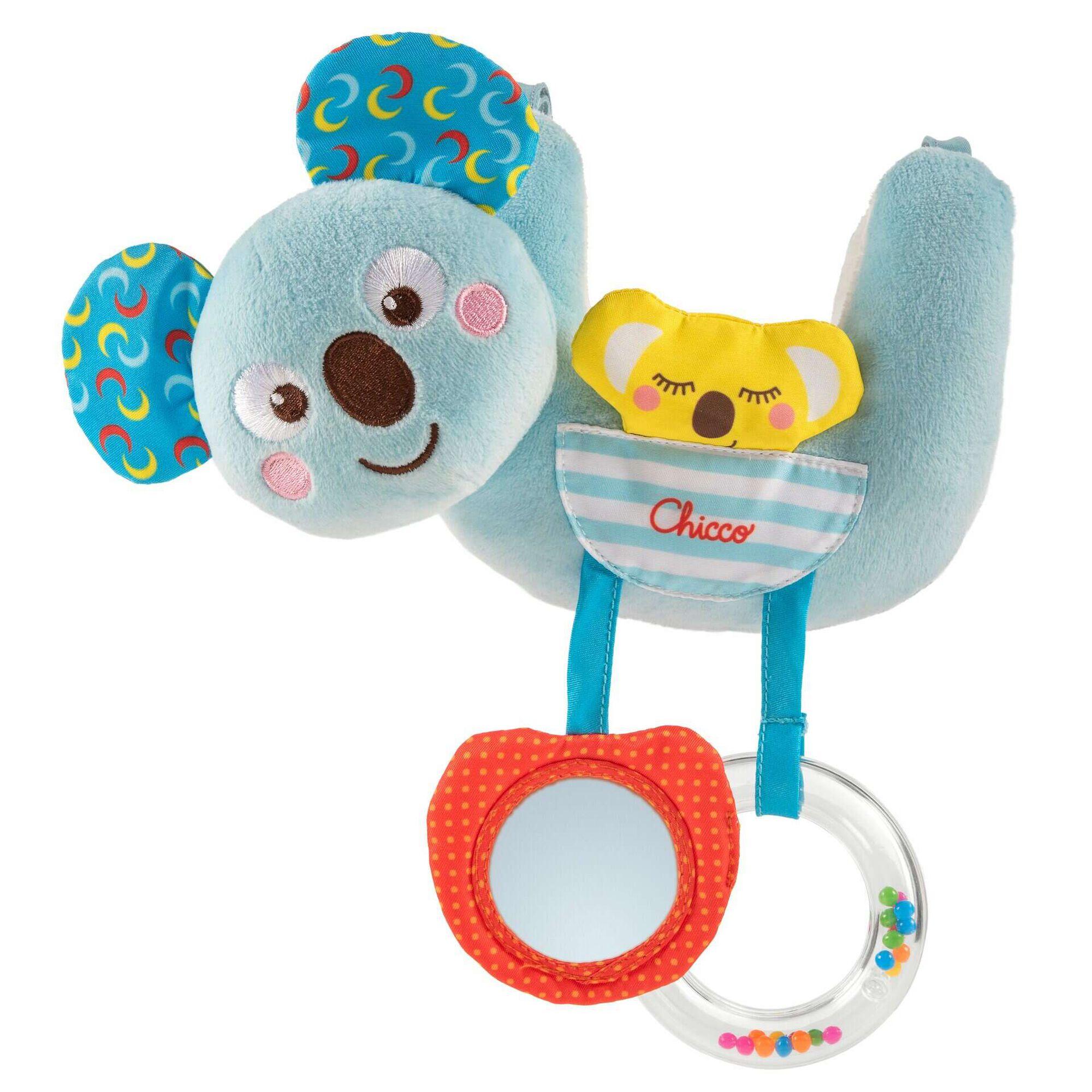 Brinquedo Passeio Família Koala