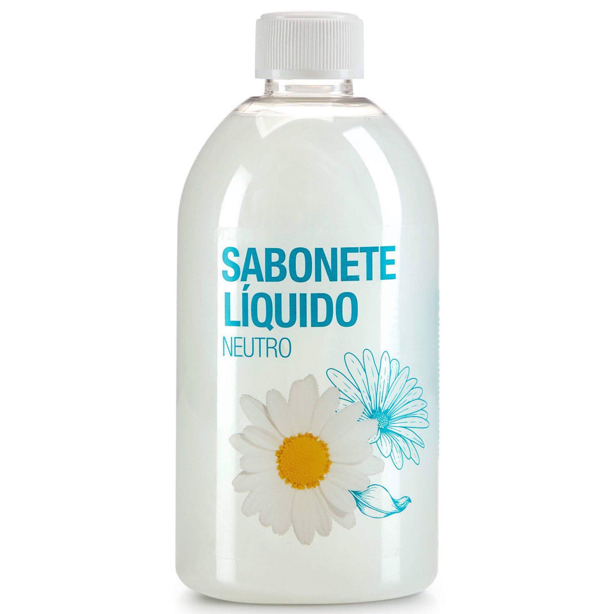 Sabonete Líquido Recarga Neutro