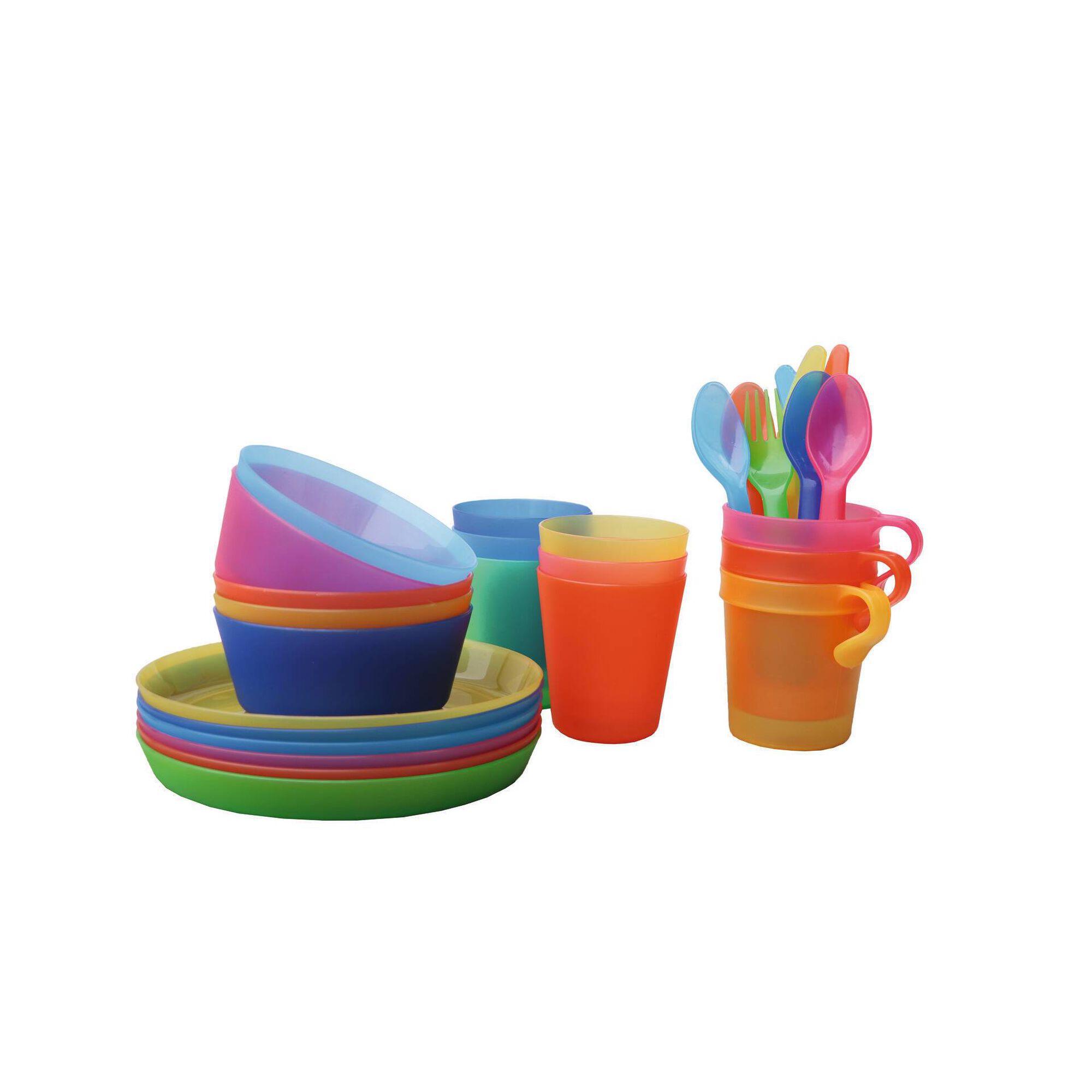 Taças Plástico 12cm Coloridas