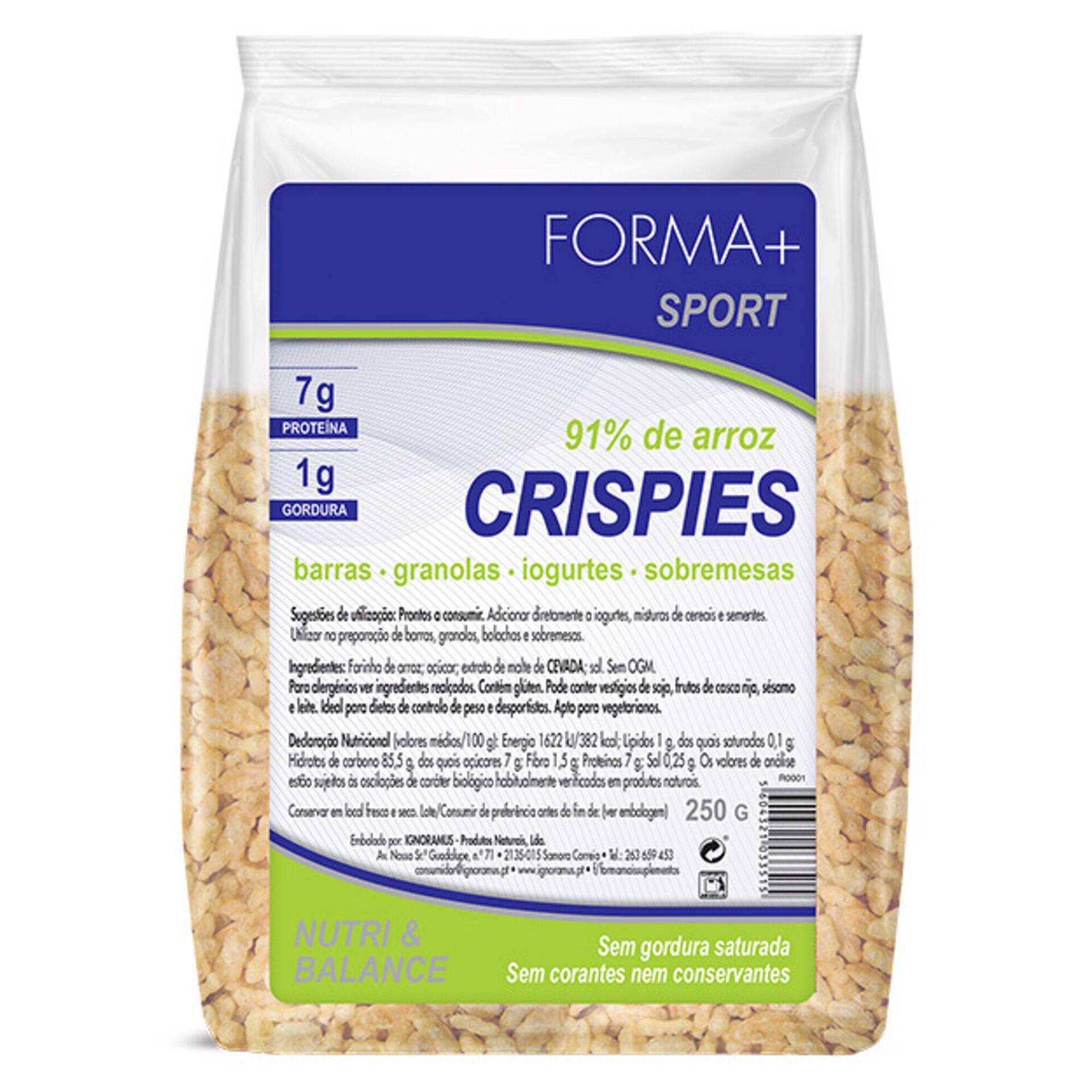 Crispies Arroz