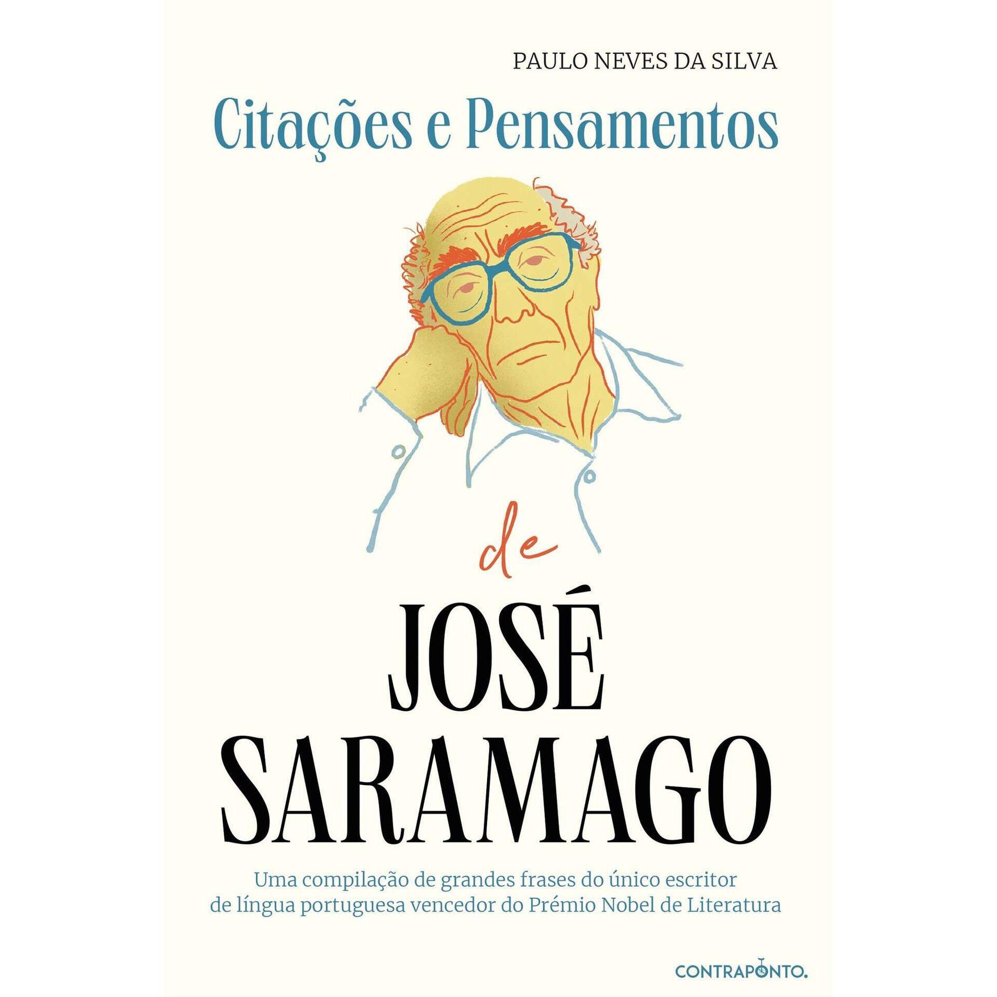 Citações e Pensamentos de José Saramago