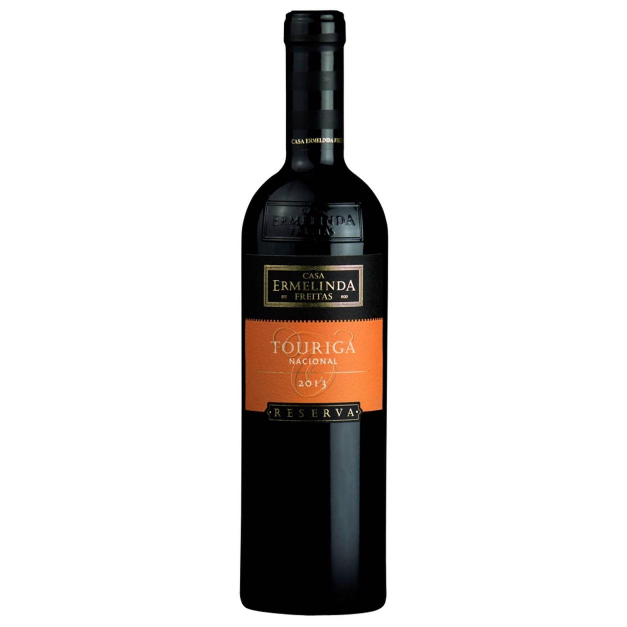 Casa Ermelinda Freitas Touriga Nacional Regional Península de Setúbal Vinho Tinto