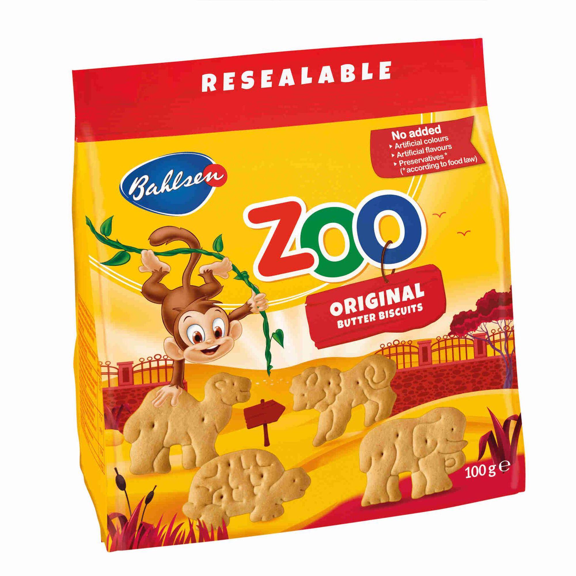 Bolachas Zoo Leibniz