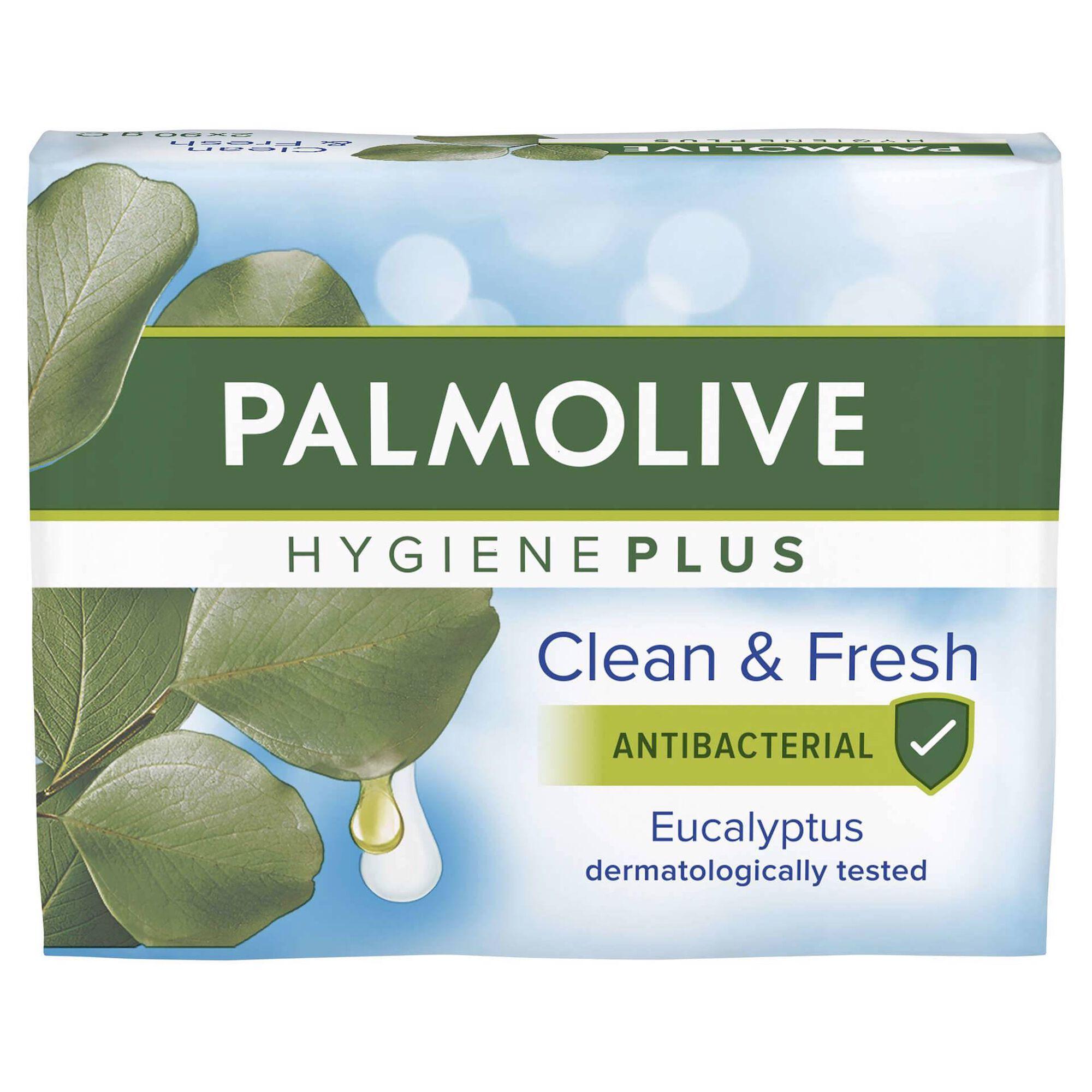 Sabonete Sólido Hygiene Plus Eucalipto
