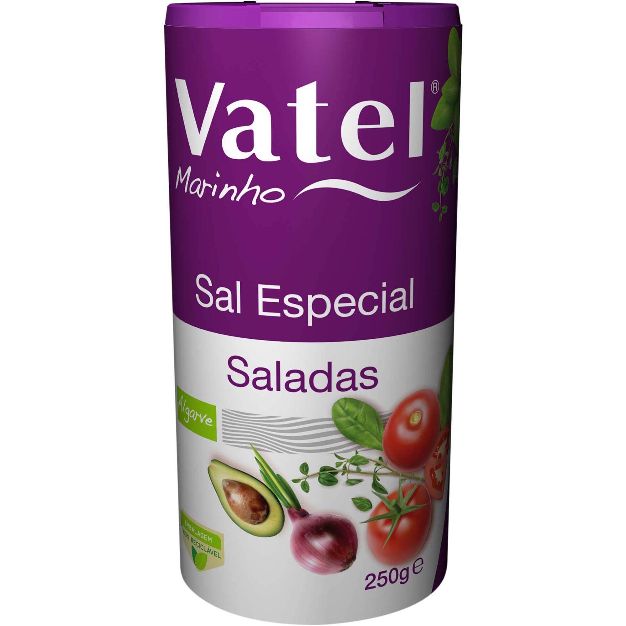 Sal Marinho Especial Saladas