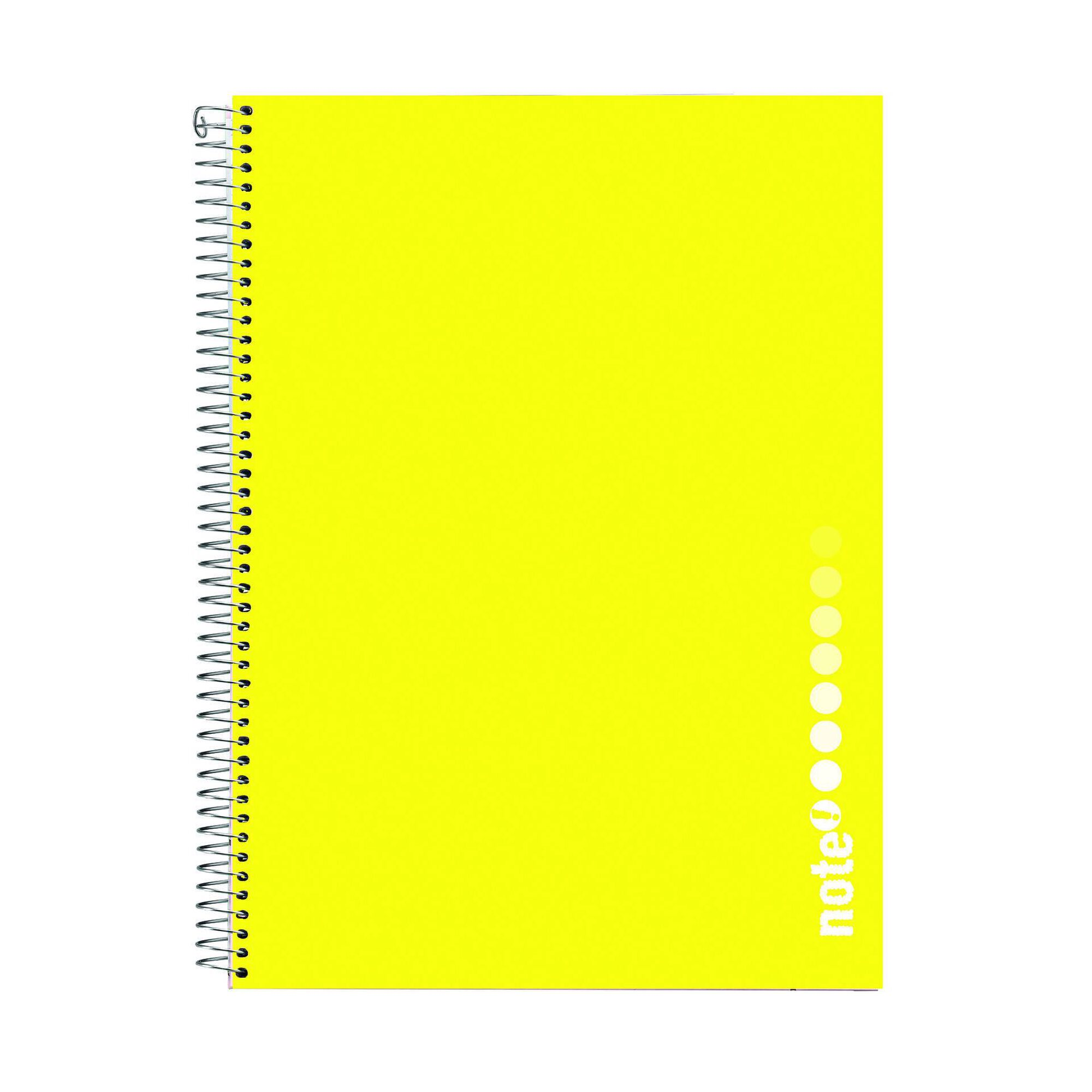 Caderno Espiral A5 Pautado