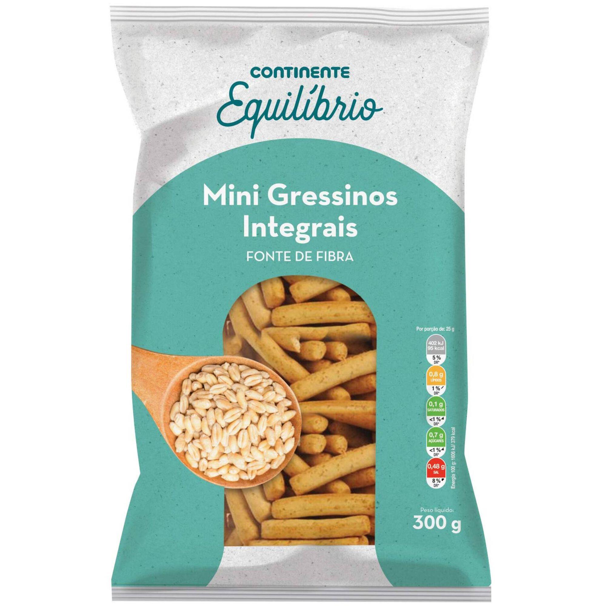 Mini Gressinos Integrais