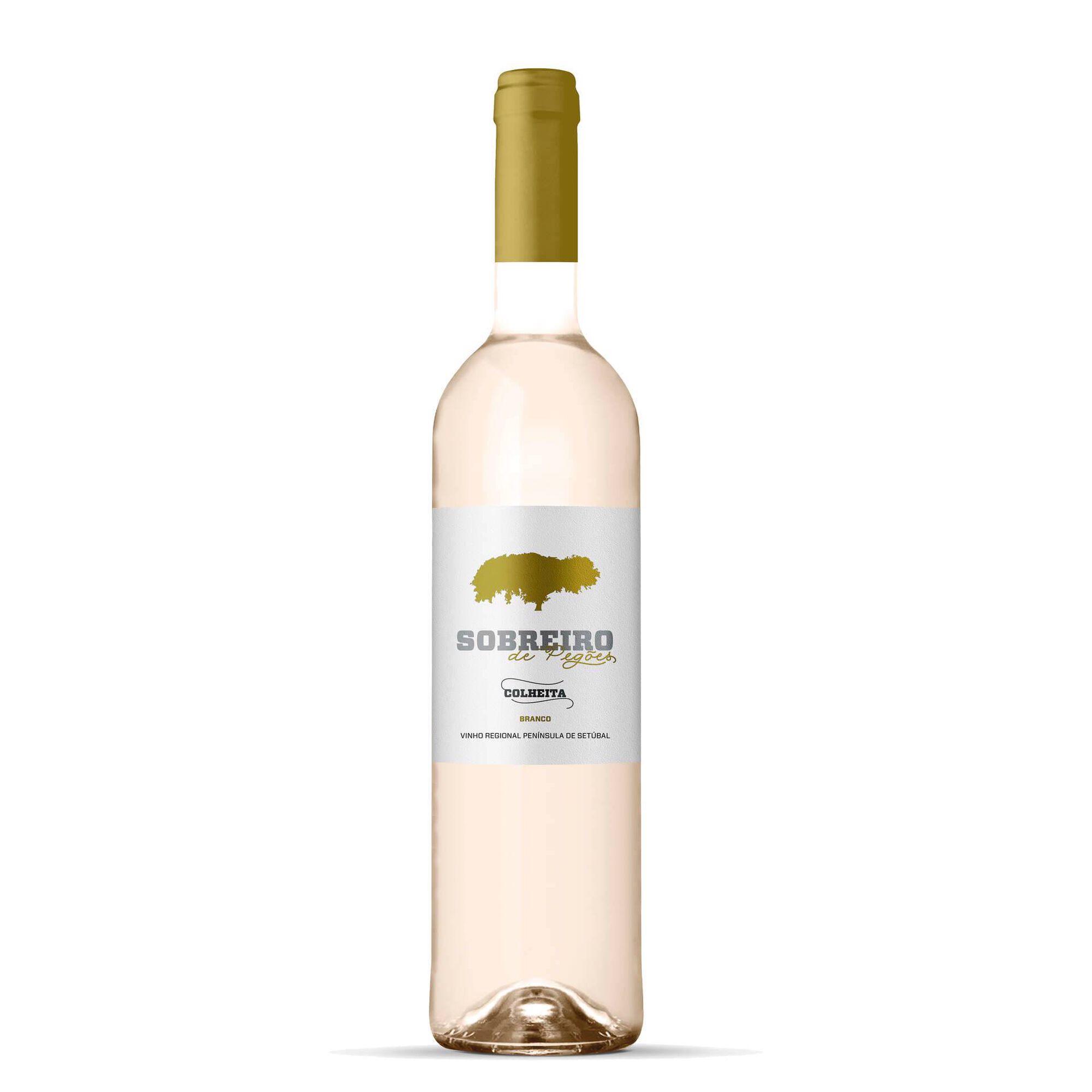 Sobreiro de Pegões Regional Península de Setúbal Vinho Branco
